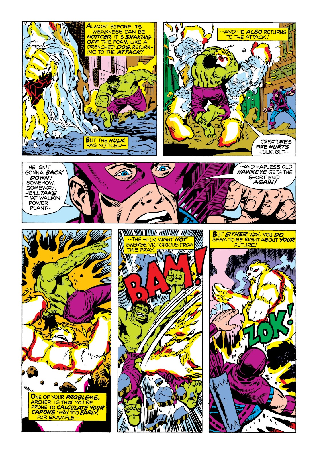 Read online Marvel Masterworks: The Incredible Hulk comic -  Issue # TPB 9 (Part 3) - 13