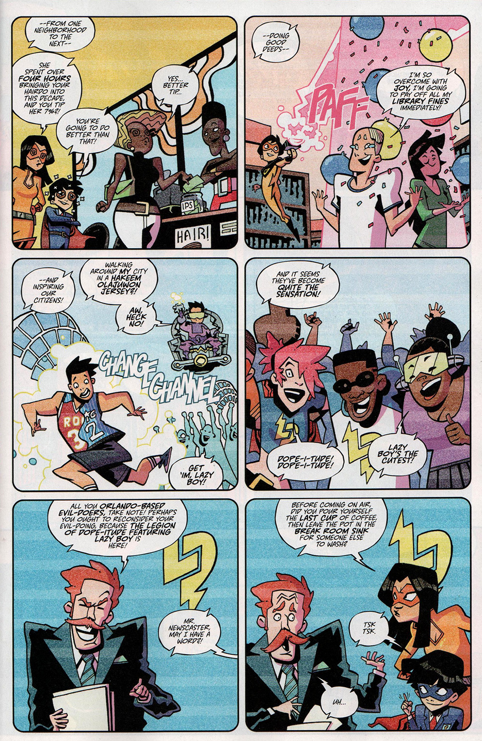 Read online Free Comic Book Day 2017 comic -  Issue # Fresh Off The Boat - 10