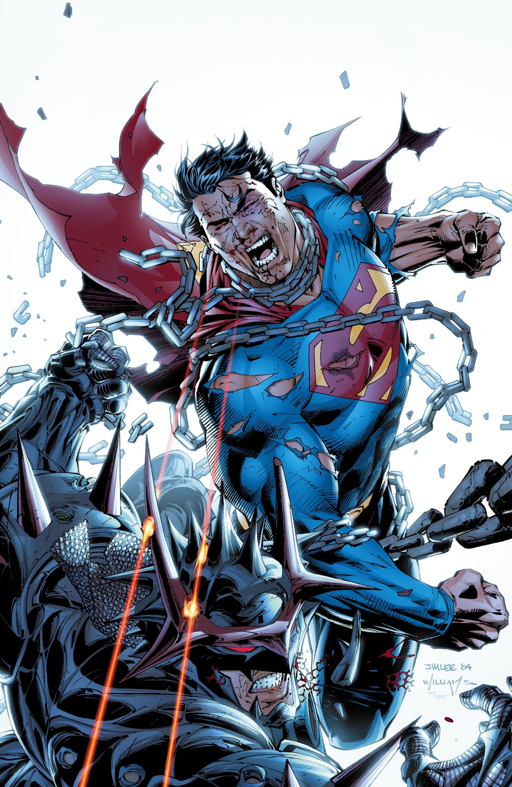 Read online Superman: For Tomorrow comic -  Issue # TPB (Part 3) - 50