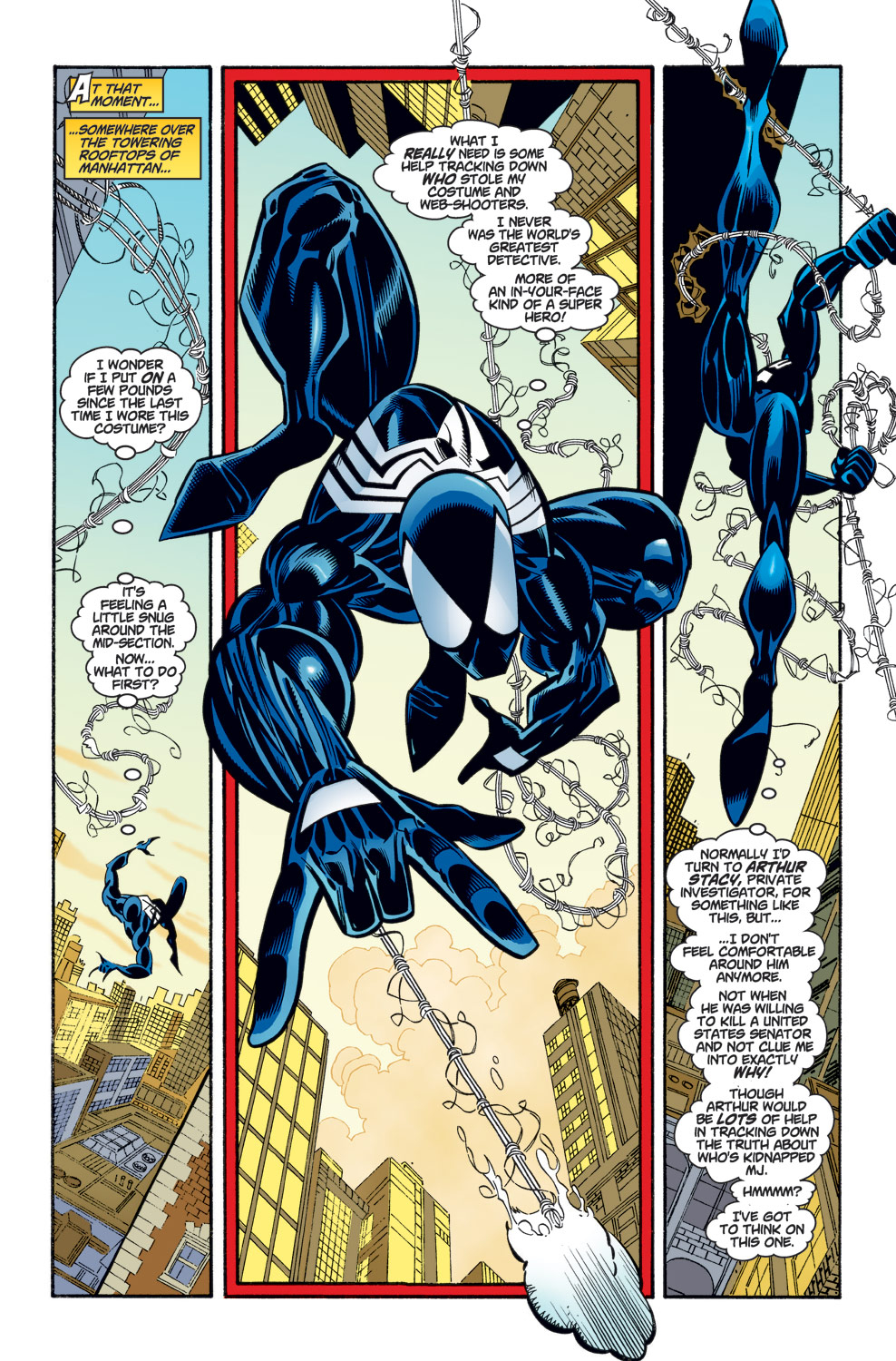 The Amazing Spider-Man (1999) 19 Page 13
