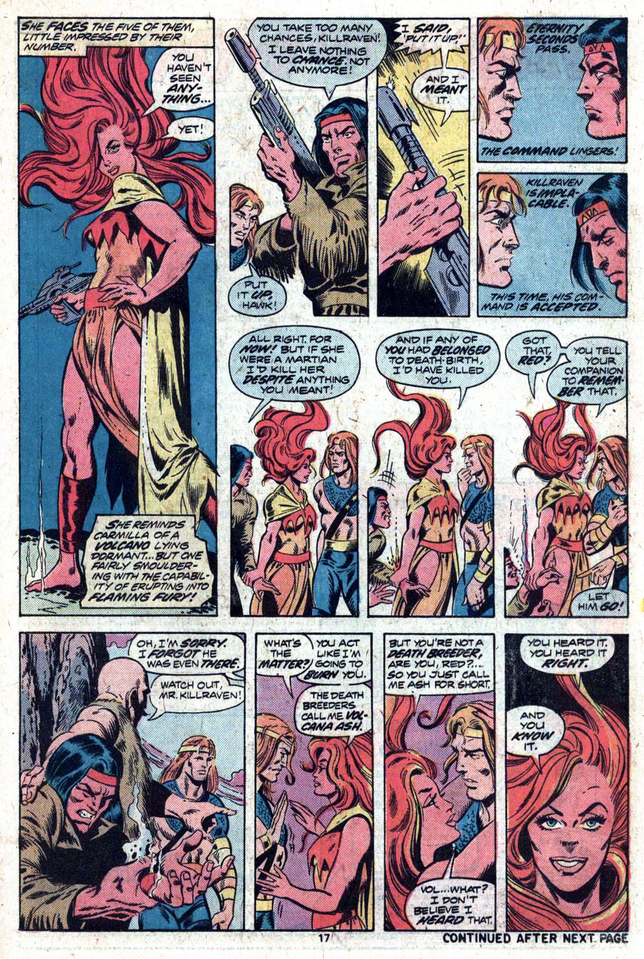 Read online Amazing Adventures (1970) comic -  Issue #27 - 18