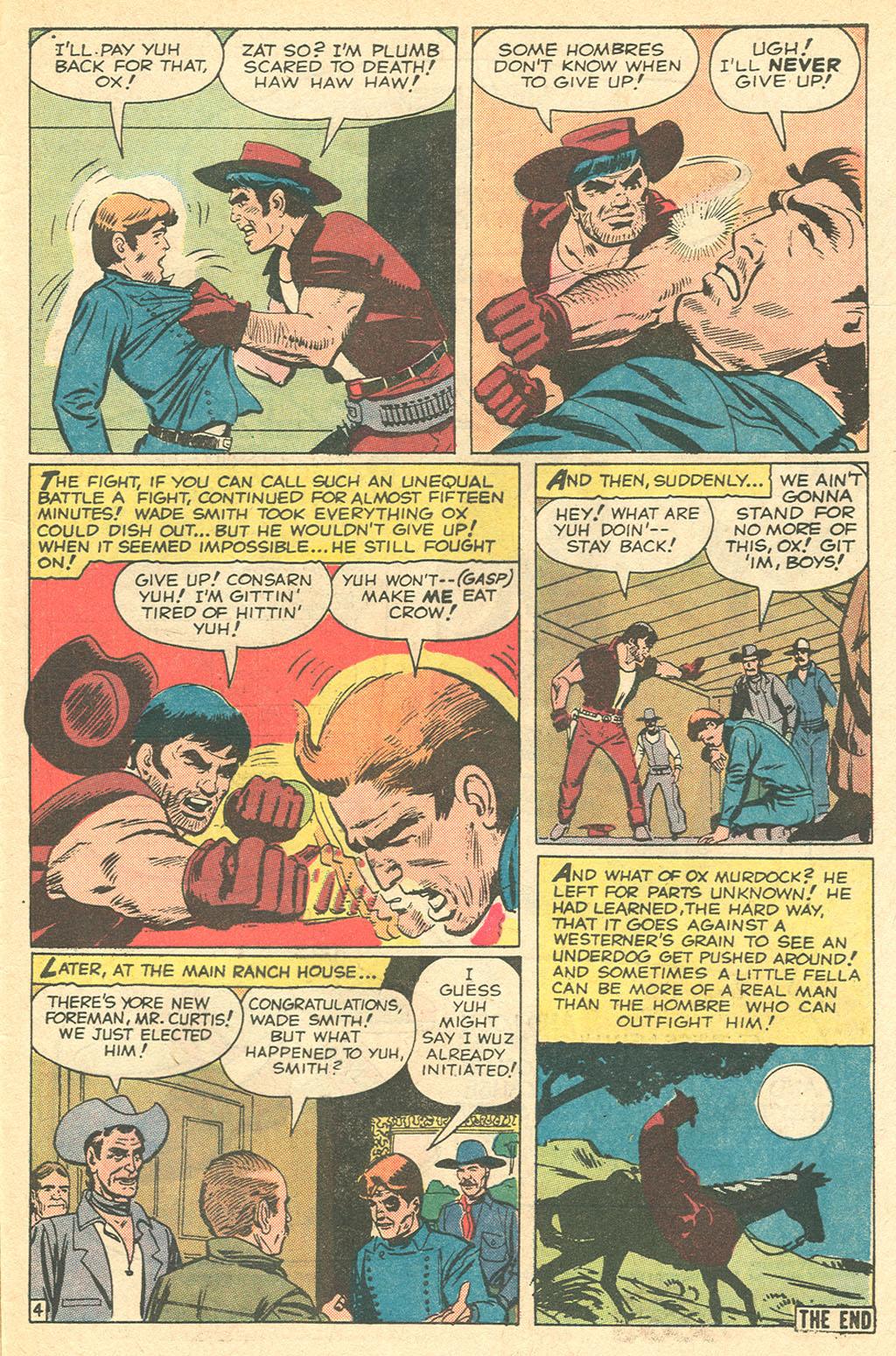 Read online Two-Gun Kid comic -  Issue #105 - 32