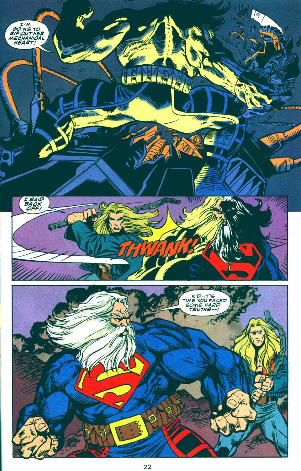 Read online Kamandi: At Earth's End comic -  Issue #5 - 23