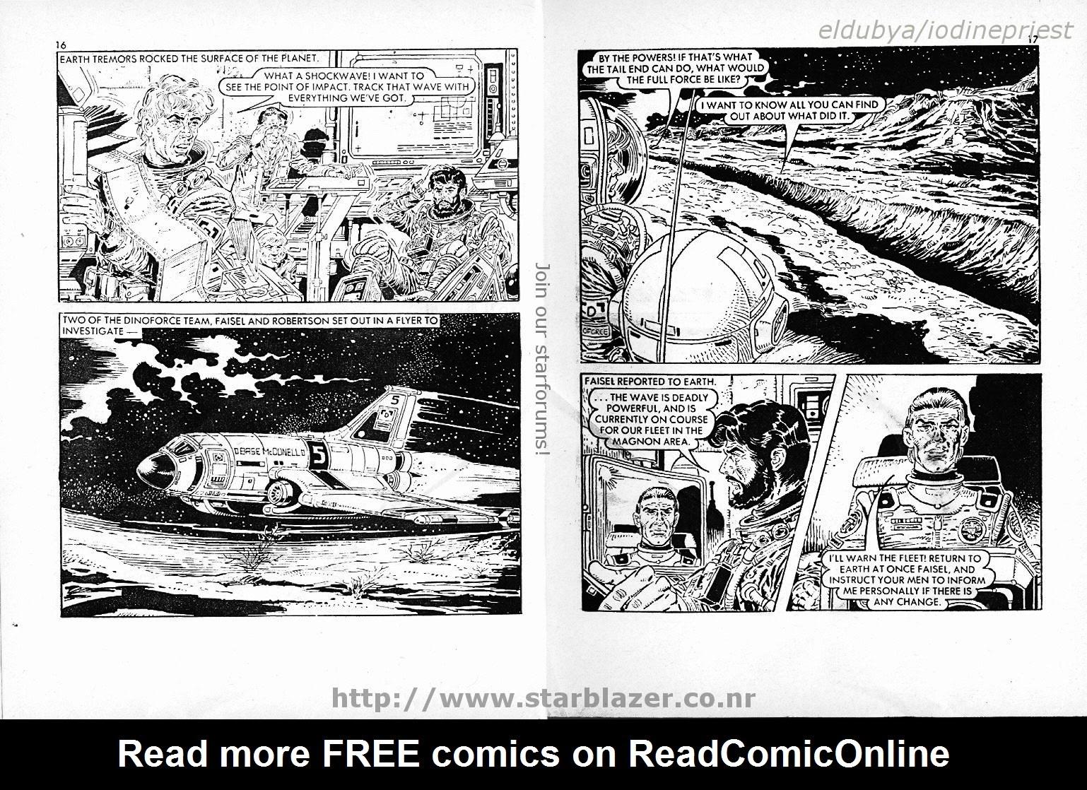 Starblazer issue 107 - Page 10