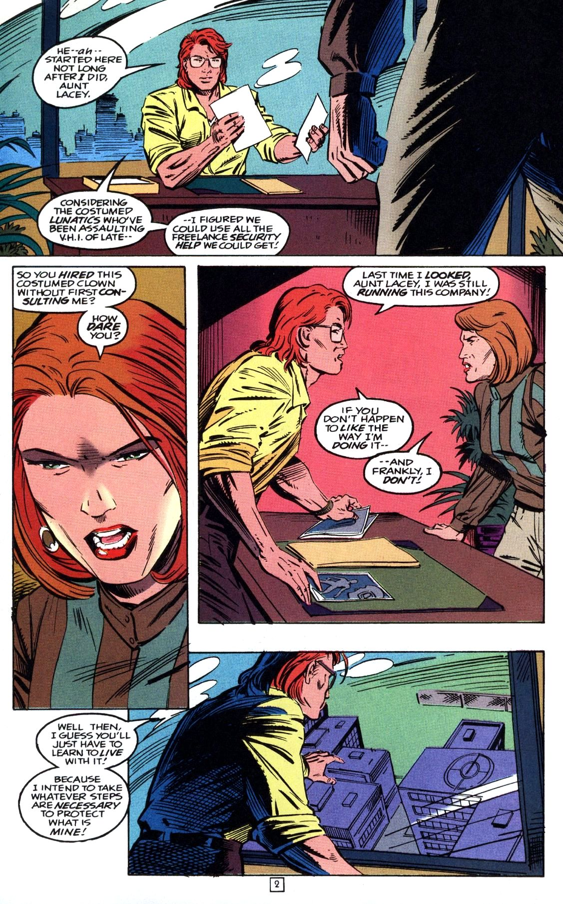 Read online Gunfire comic -  Issue #7 - 4