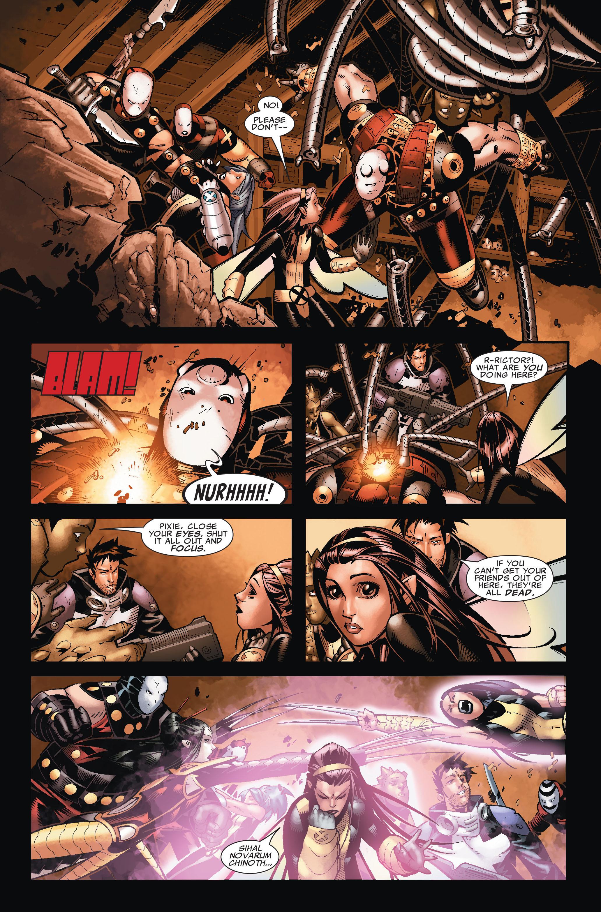 X-Men (1991) 205 Page 11