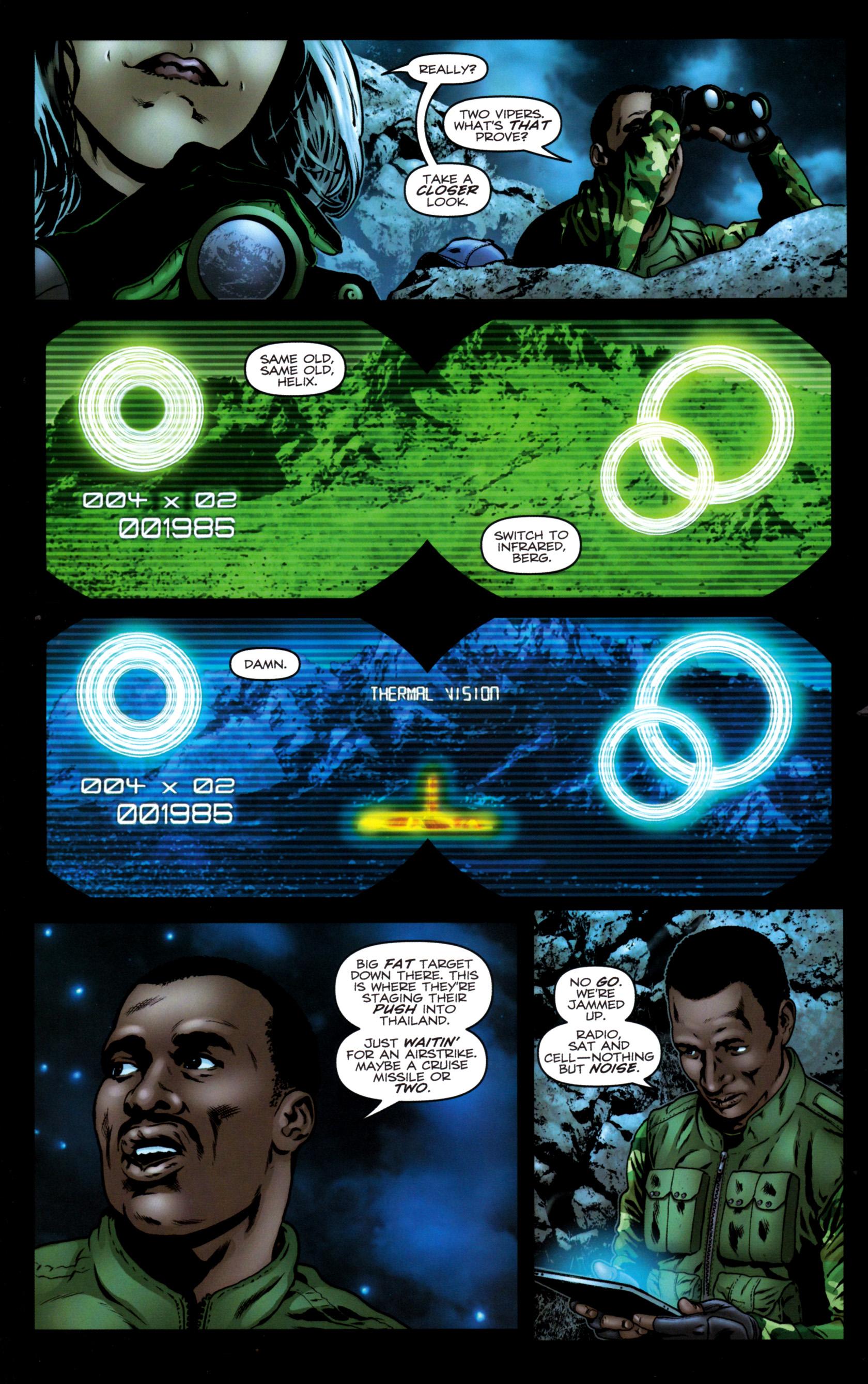 Read online G.I. Joe: Snake Eyes comic -  Issue #9 - 15