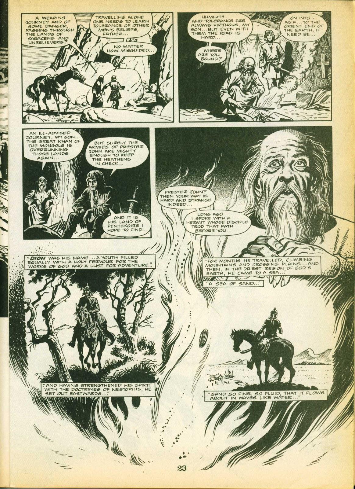 Warrior Issue #11 #12 - English 23