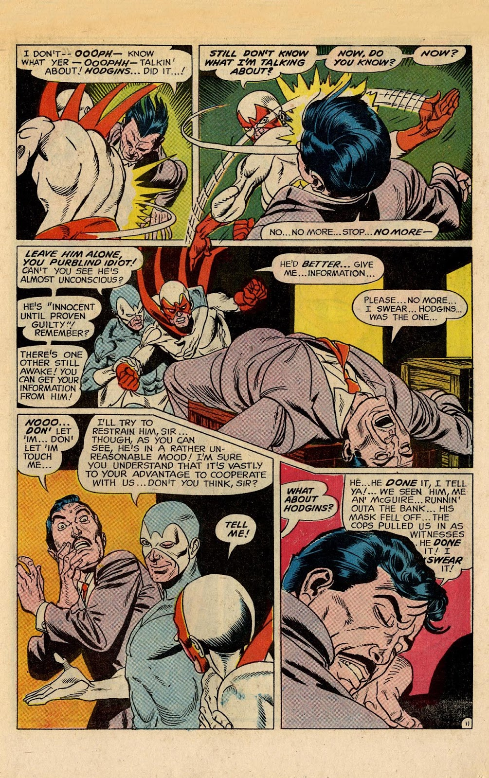 The Hawk and the Dove issue 5 - Page 15