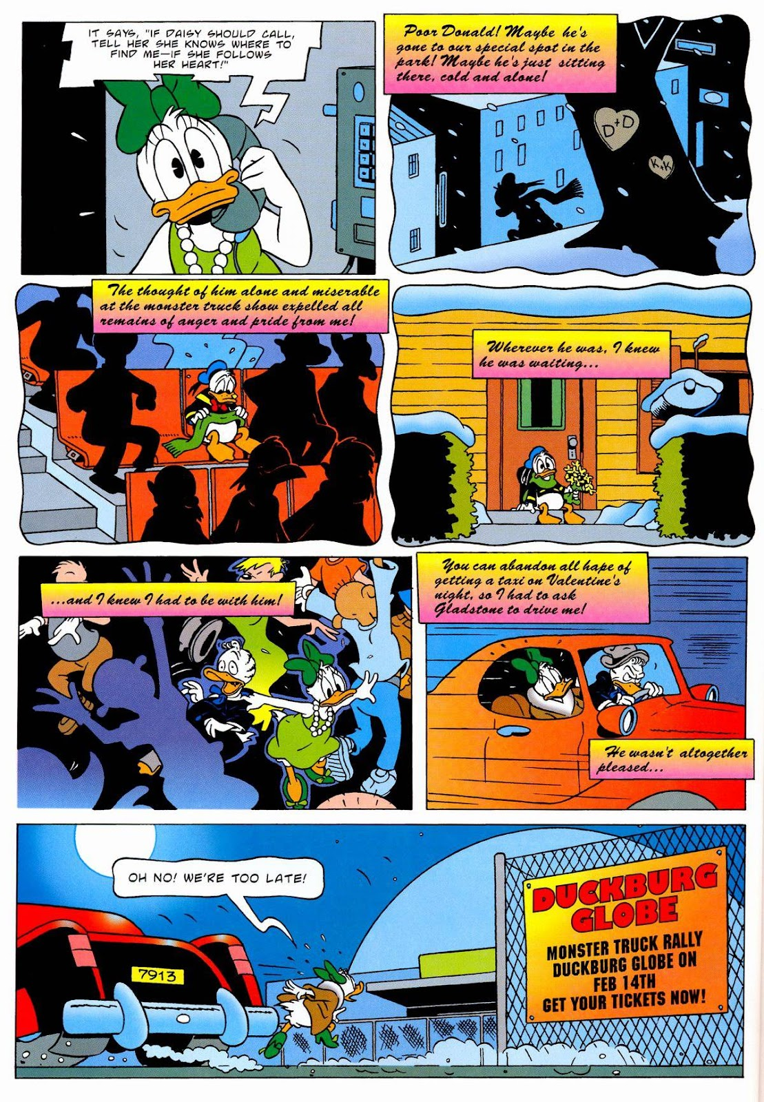 Walt Disney's Comics and Stories issue 641 - Page 38