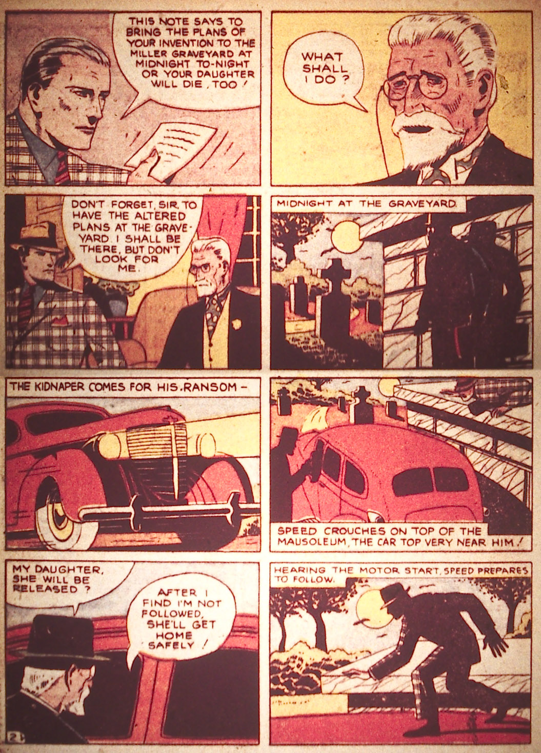 Detective Comics (1937) 17 Page 3