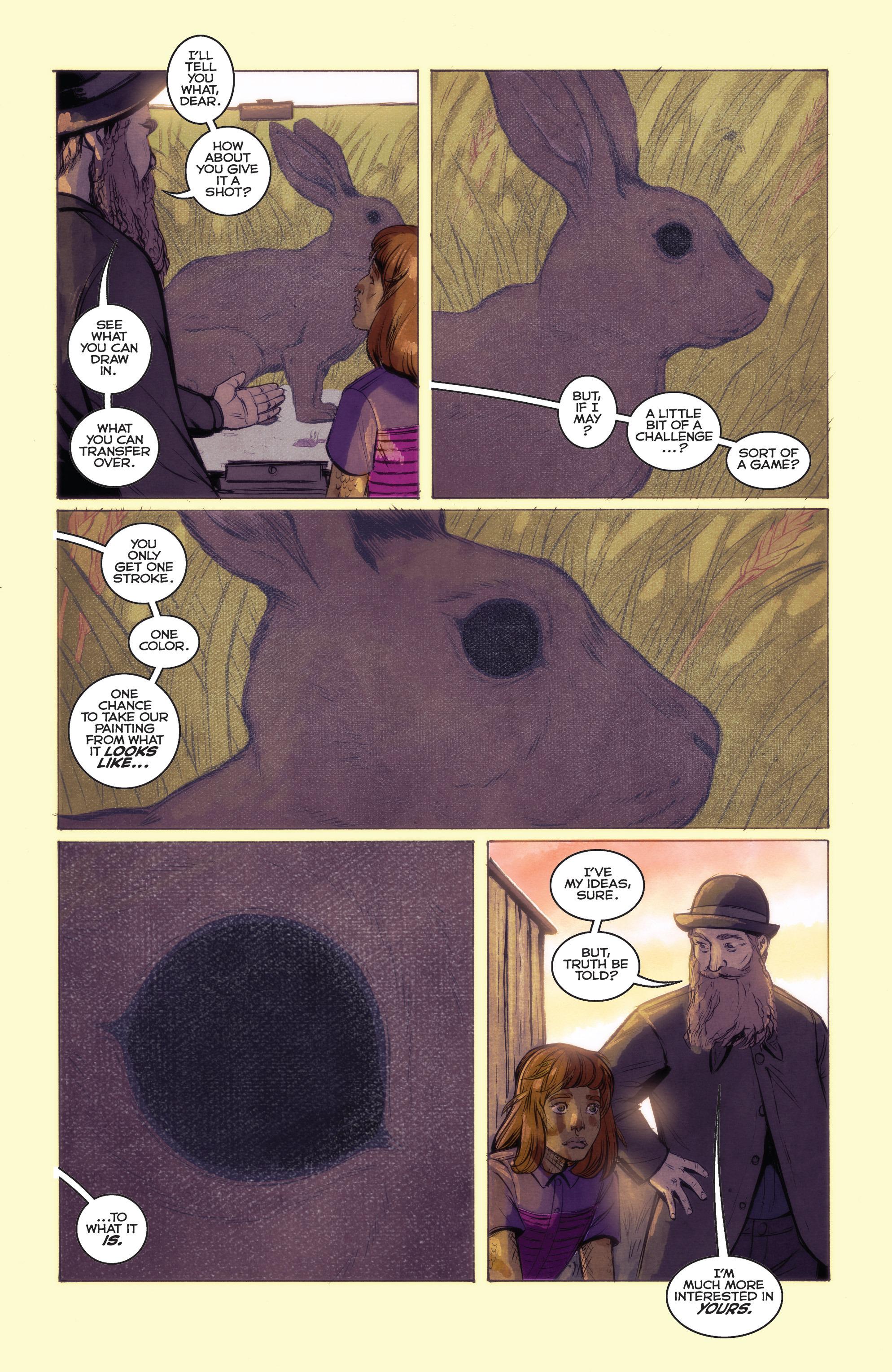 Read online Shutter comic -  Issue #24 - 11