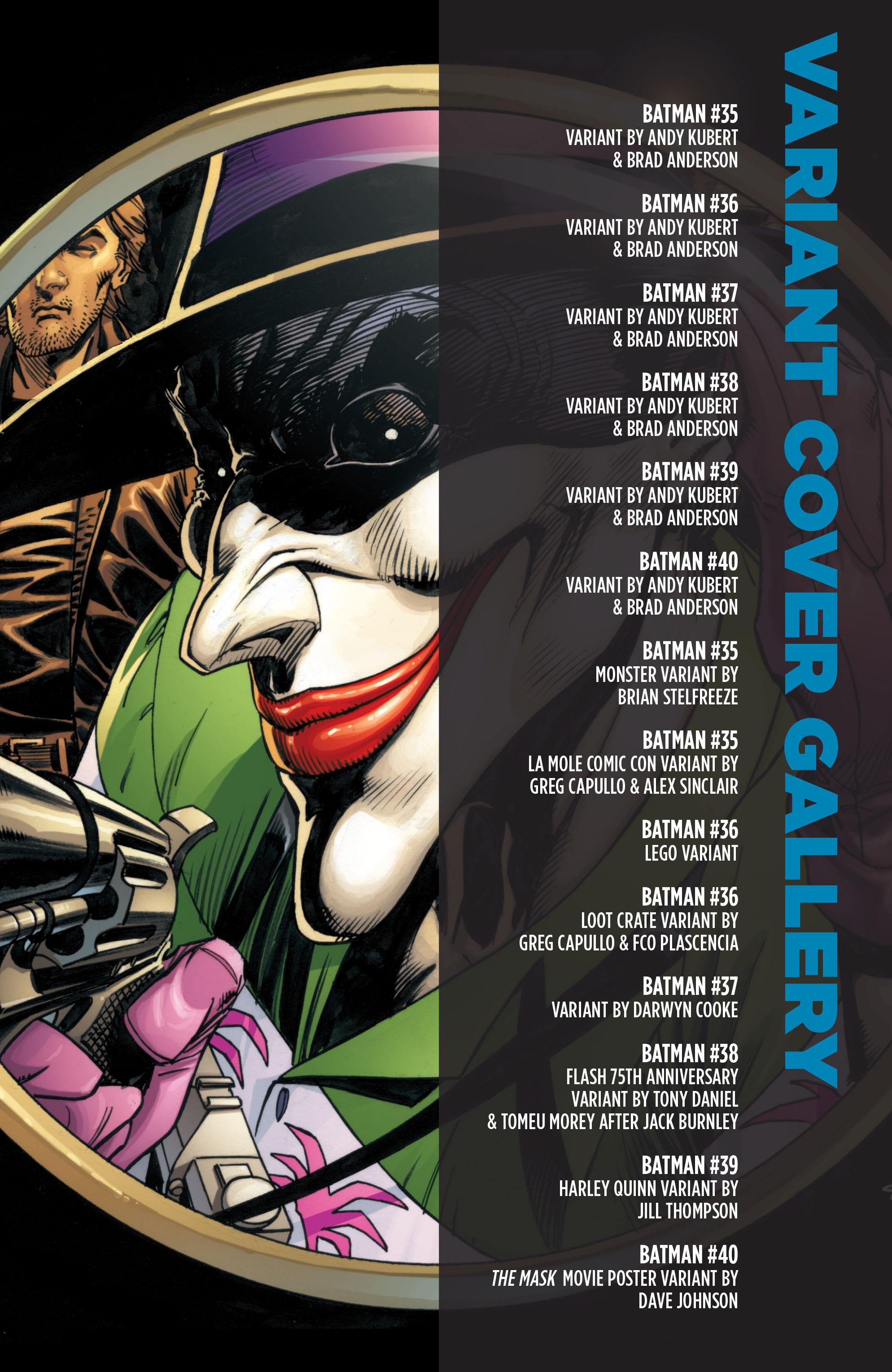 Read online Batman (2011) comic -  Issue # _TPB 7 - 149