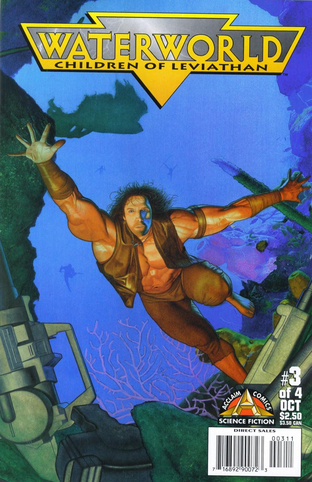 Waterworld: Children of Leviathan 3 Page 1