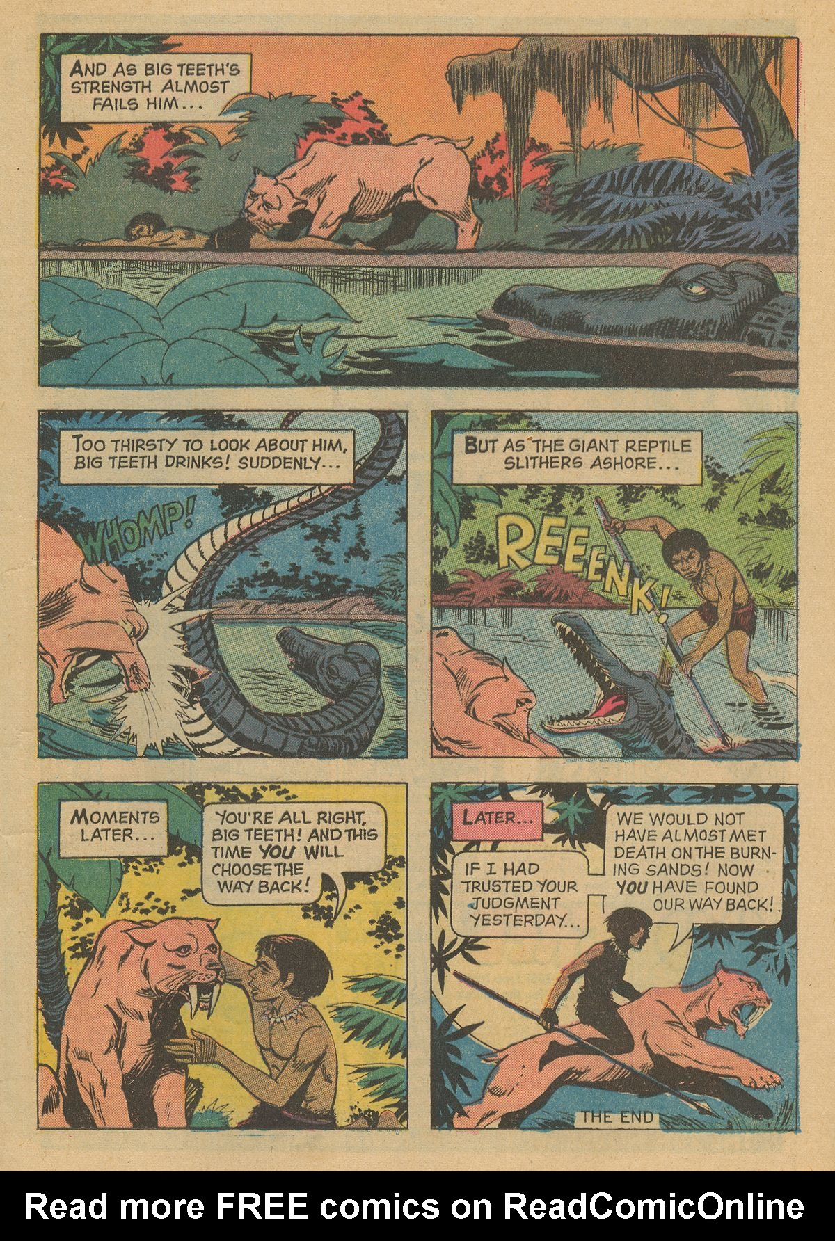 Read online Turok, Son of Stone comic -  Issue #86 - 17