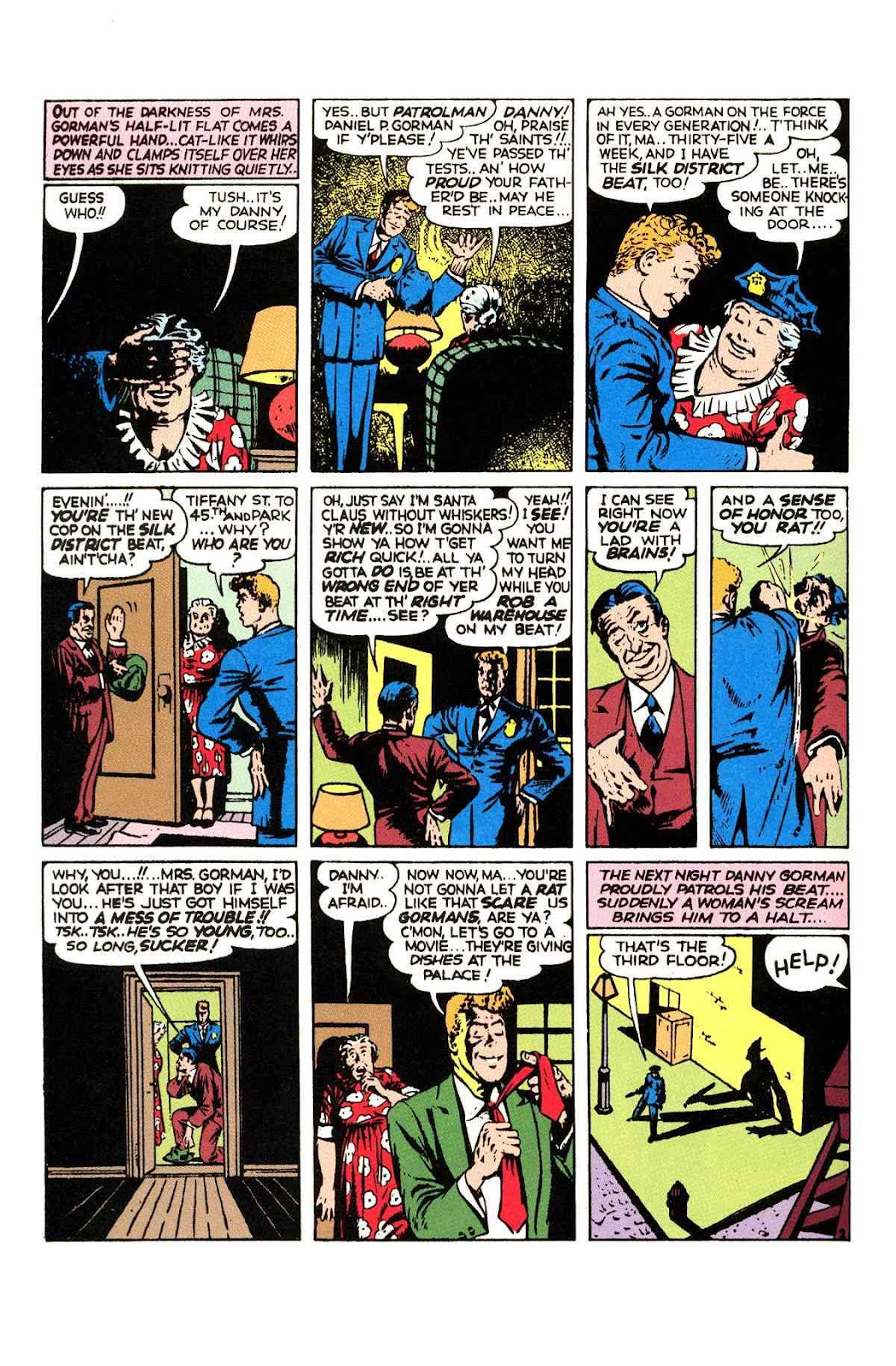 Read online Will Eisner's The Spirit Archives comic -  Issue # TPB 2 (Part 1) - 10