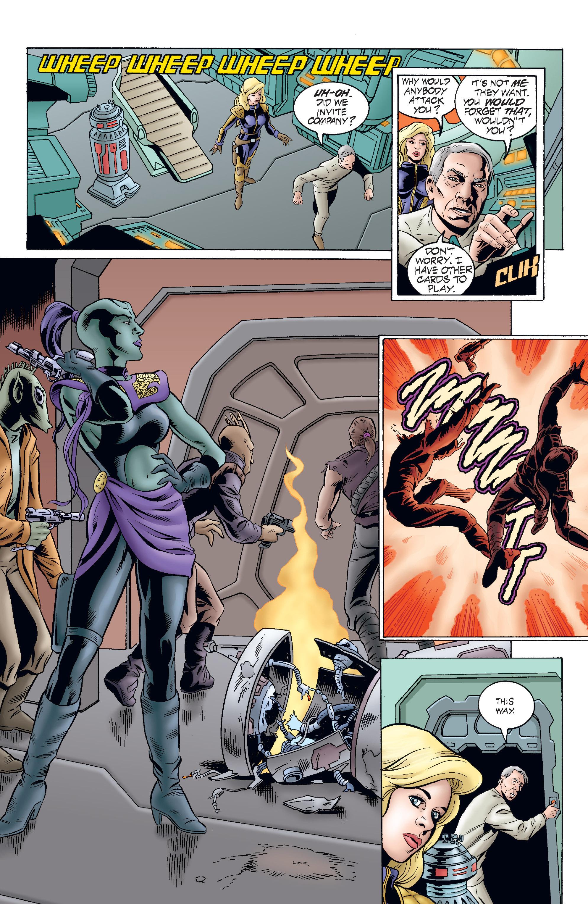 Read online Star Wars Omnibus comic -  Issue # Vol. 11 - 391