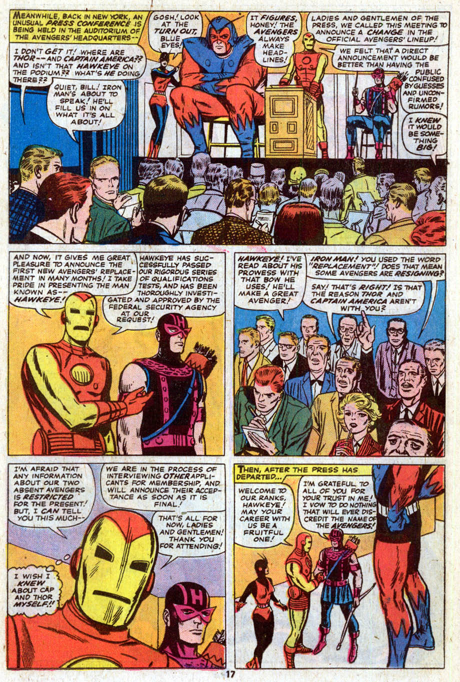 The Avengers (1963) 150 Page 11