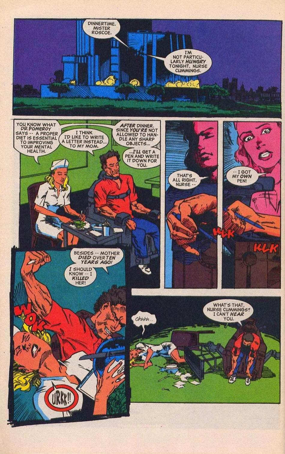 Read online Sleepwalker comic -  Issue #28 - 9