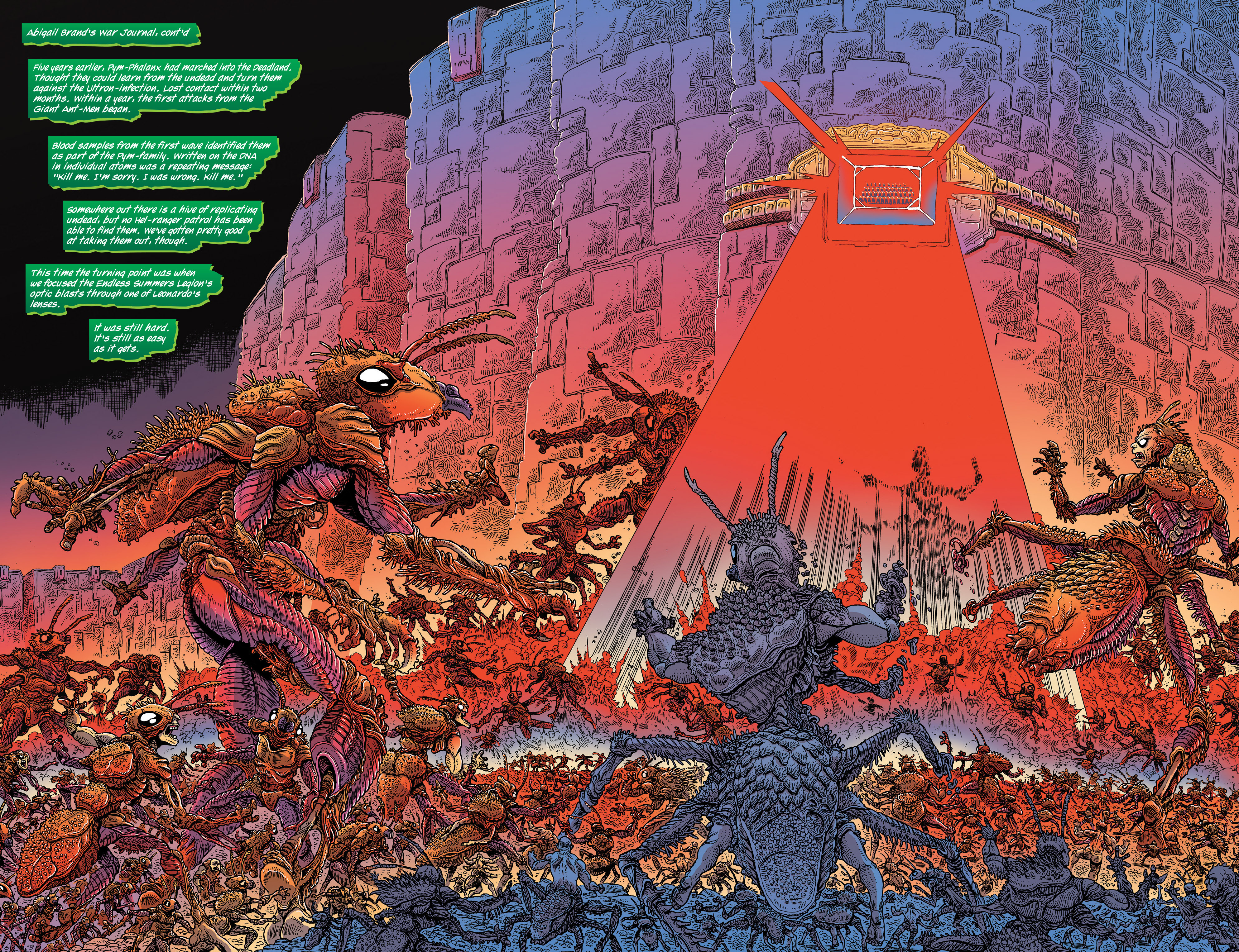 Read online Siege (2015) comic -  Issue #1 - 11