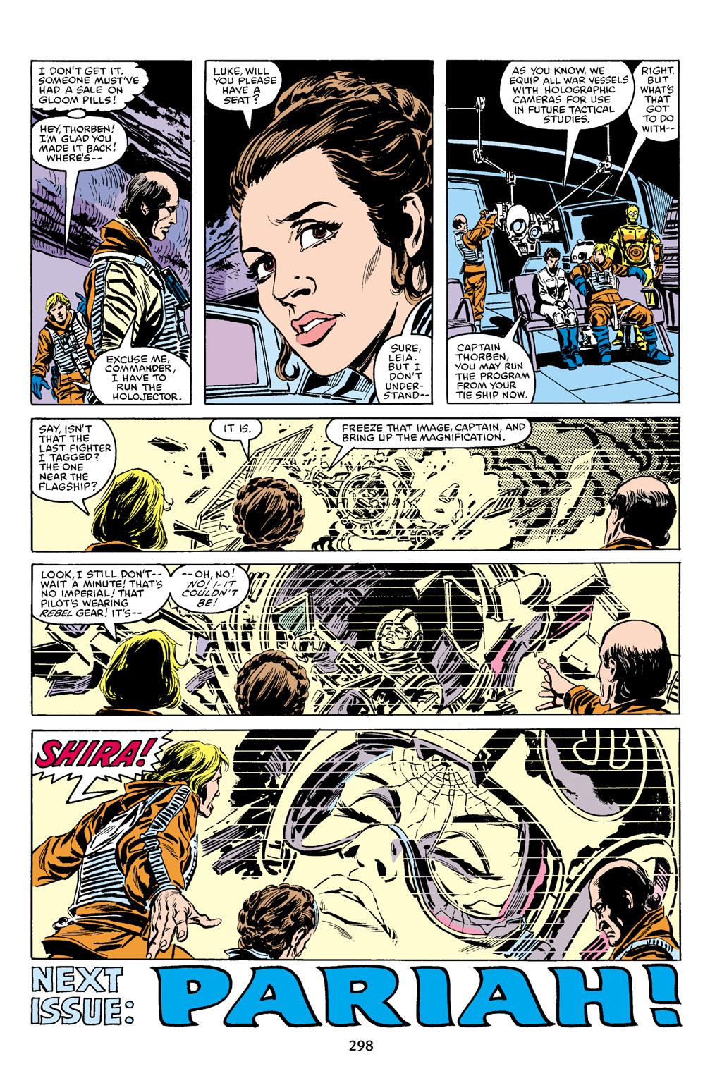 Read online Star Wars Omnibus comic -  Issue # Vol. 16 - 293