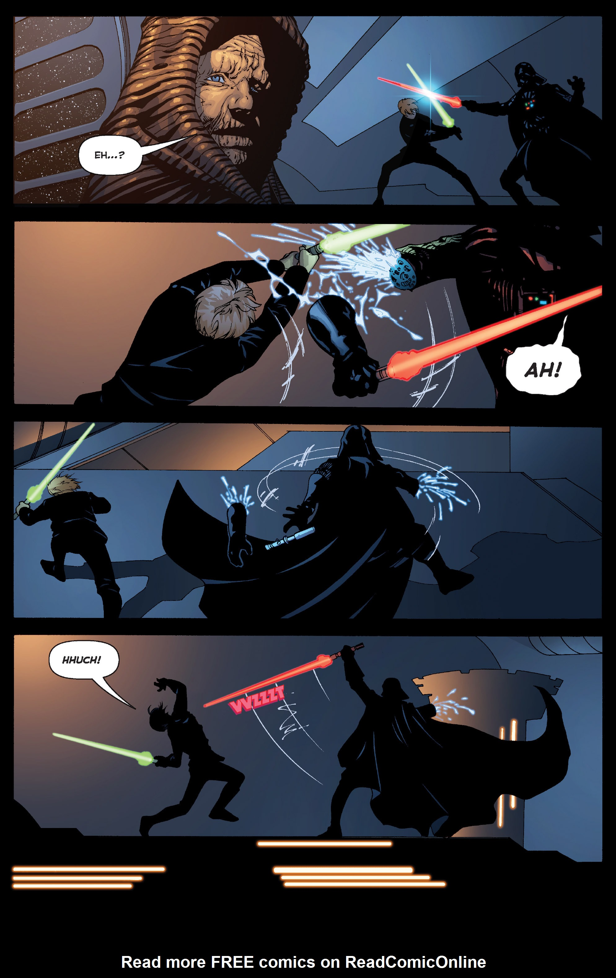 Read online Star Wars Omnibus comic -  Issue # Vol. 27 - 269