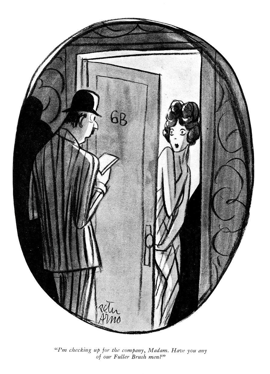 The New Yorker Album of Drawings: 1925-1975 issue Full - Page 1