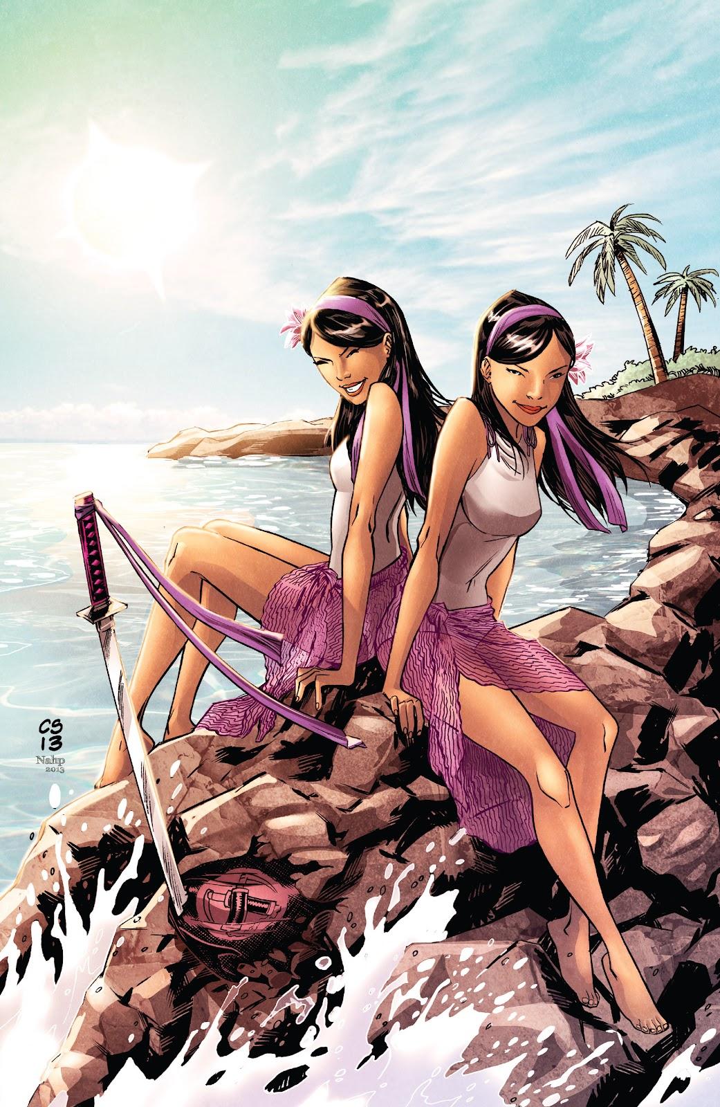 Read online Aspen Splash: Swimsuit Spectacular comic -  Issue # Issue 2013 - 28