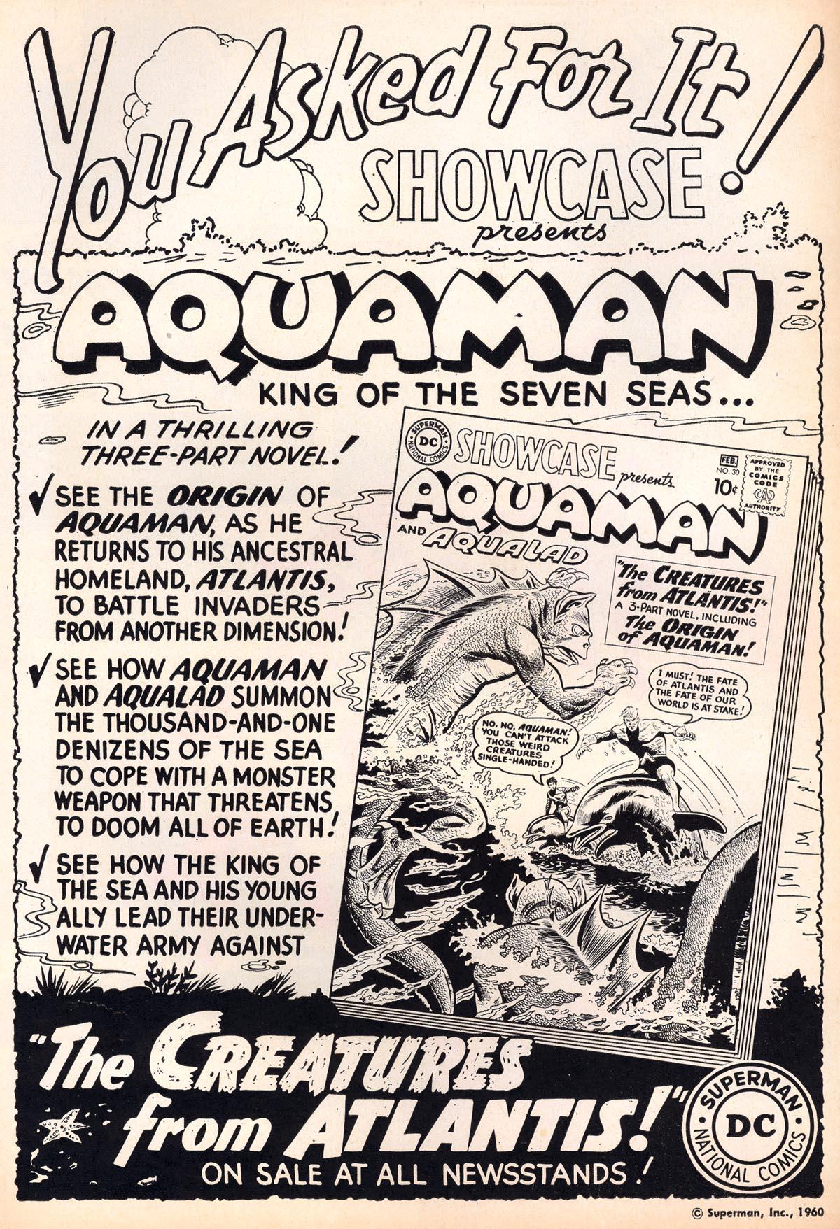 Action Comics (1938) 273 Page 1