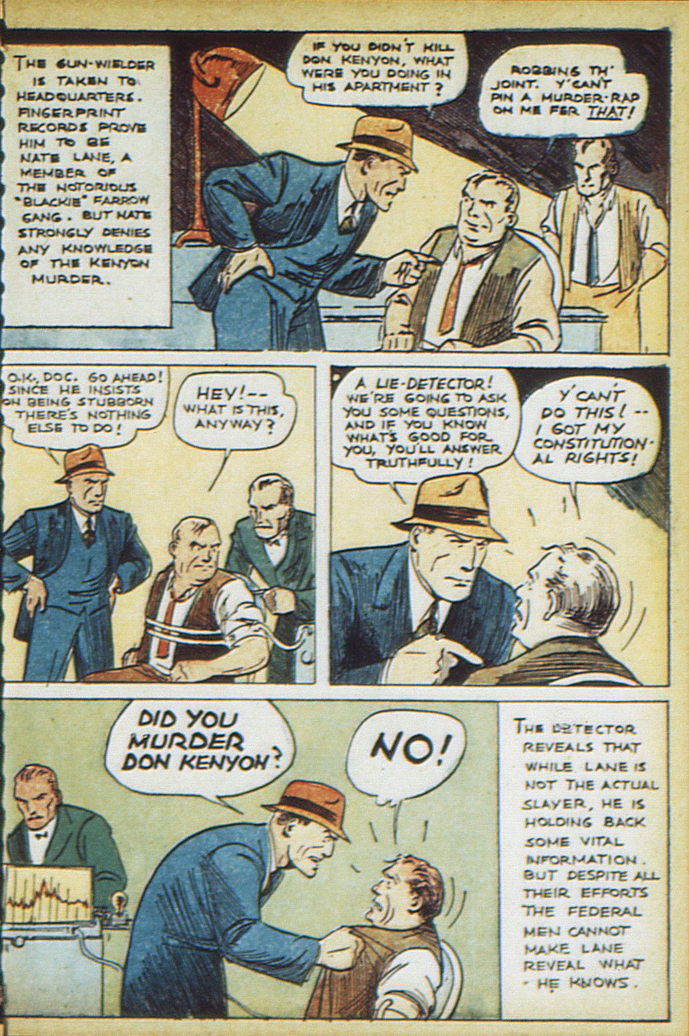 Read online Adventure Comics (1938) comic -  Issue #17 - 64