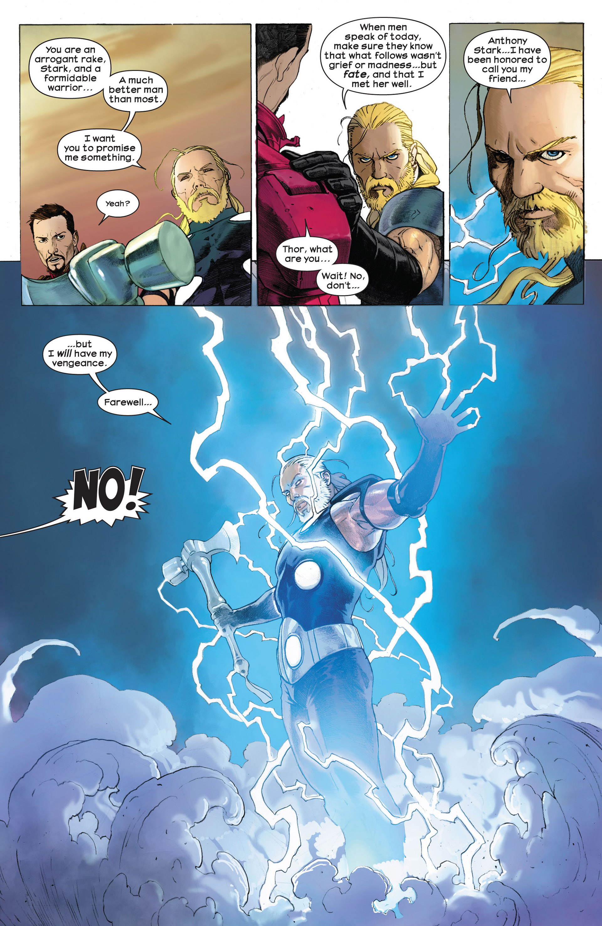 Read online Ultimate Comics Ultimates comic -  Issue #3 - 20