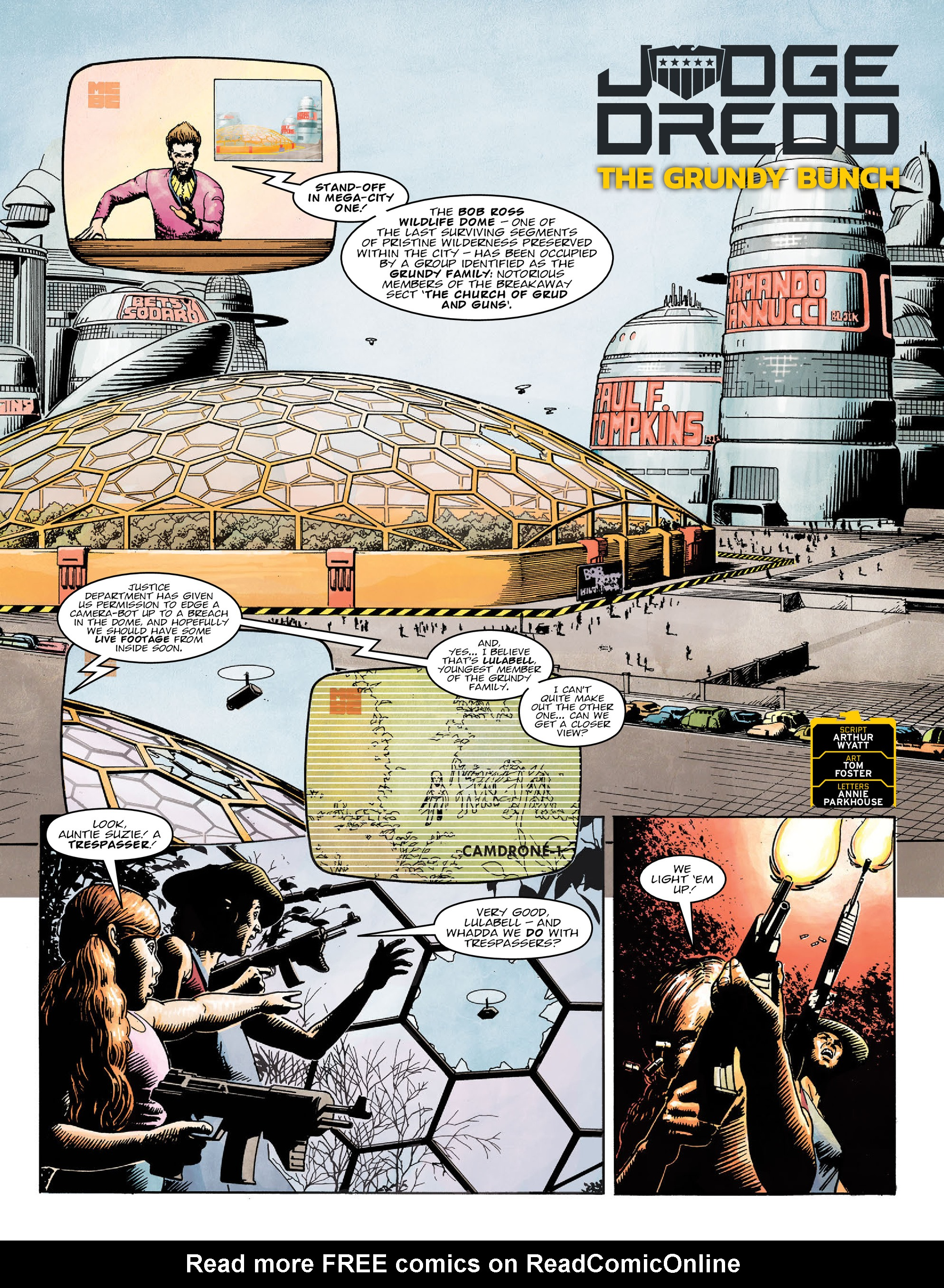 Read online 2000 AD comic -  Issue #2022 - 3