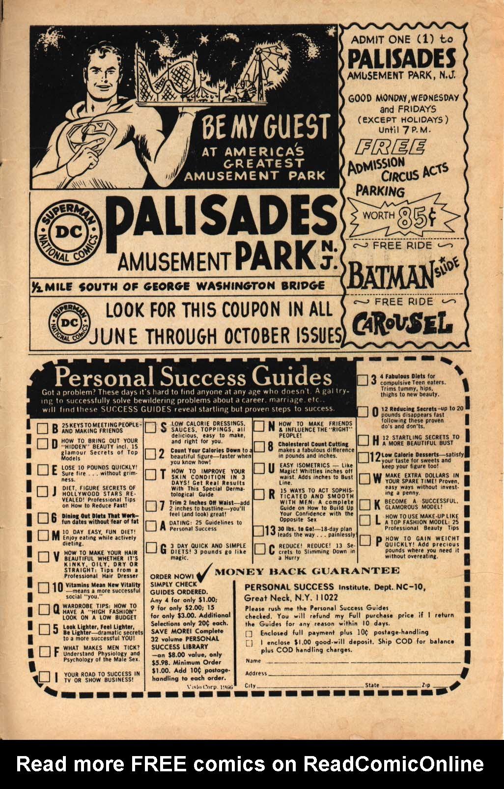 Read online Adventure Comics (1938) comic -  Issue #361 - 36