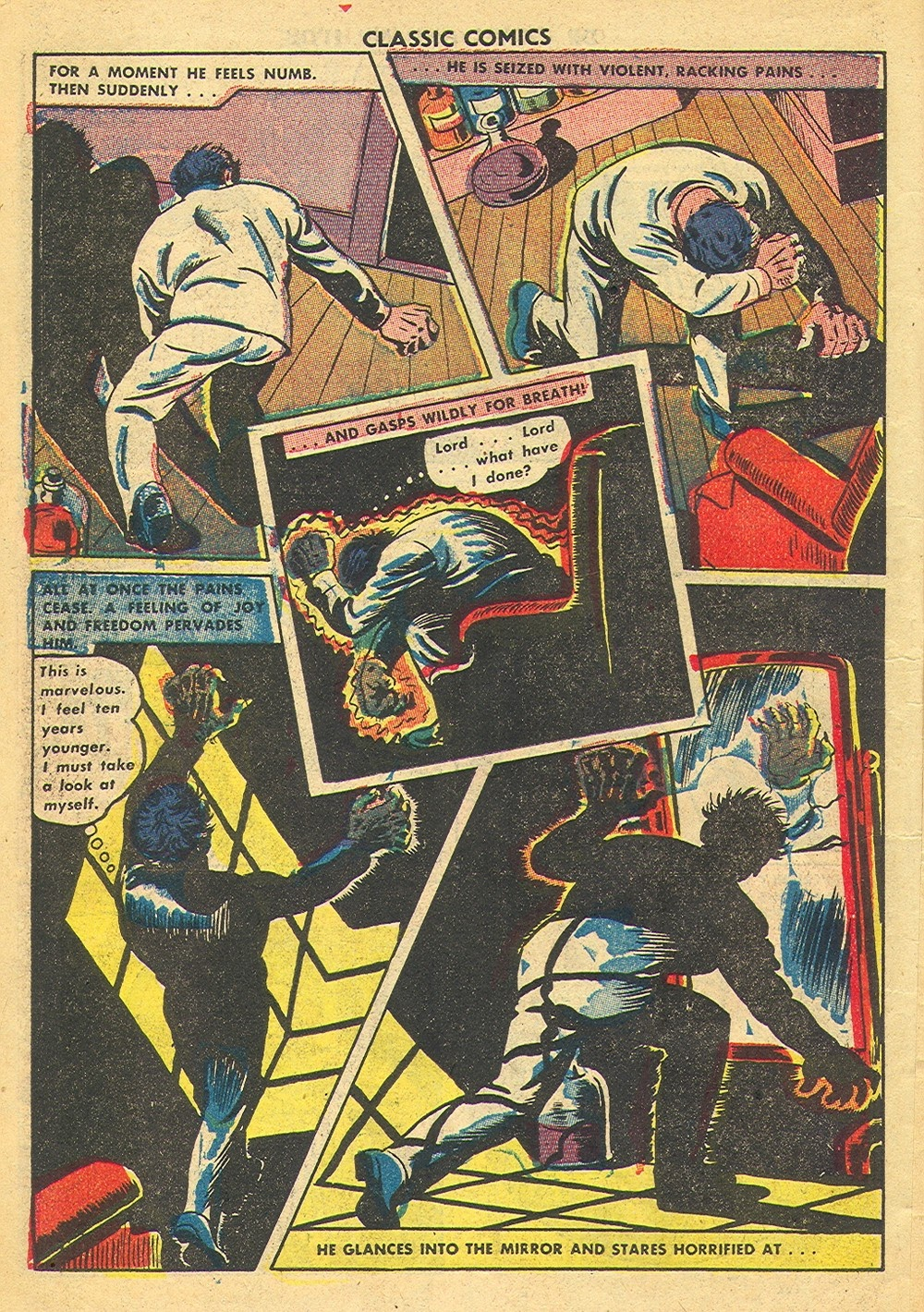 Classics Illustrated issue 13 - Page 8