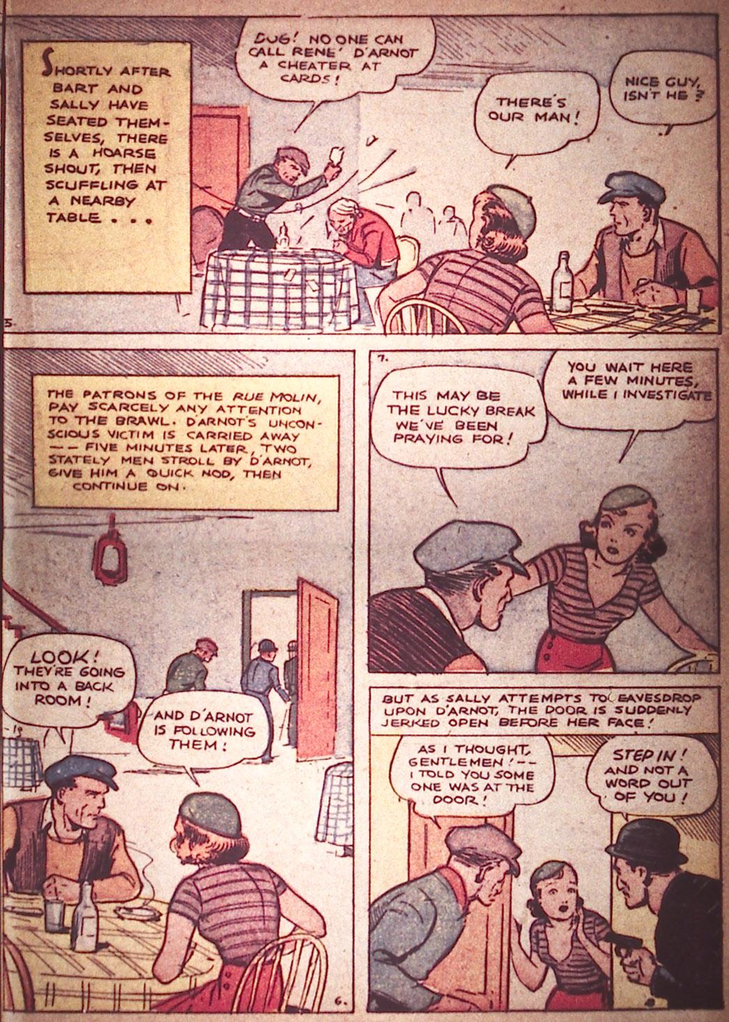 Read online Detective Comics (1937) comic -  Issue #12 - 45