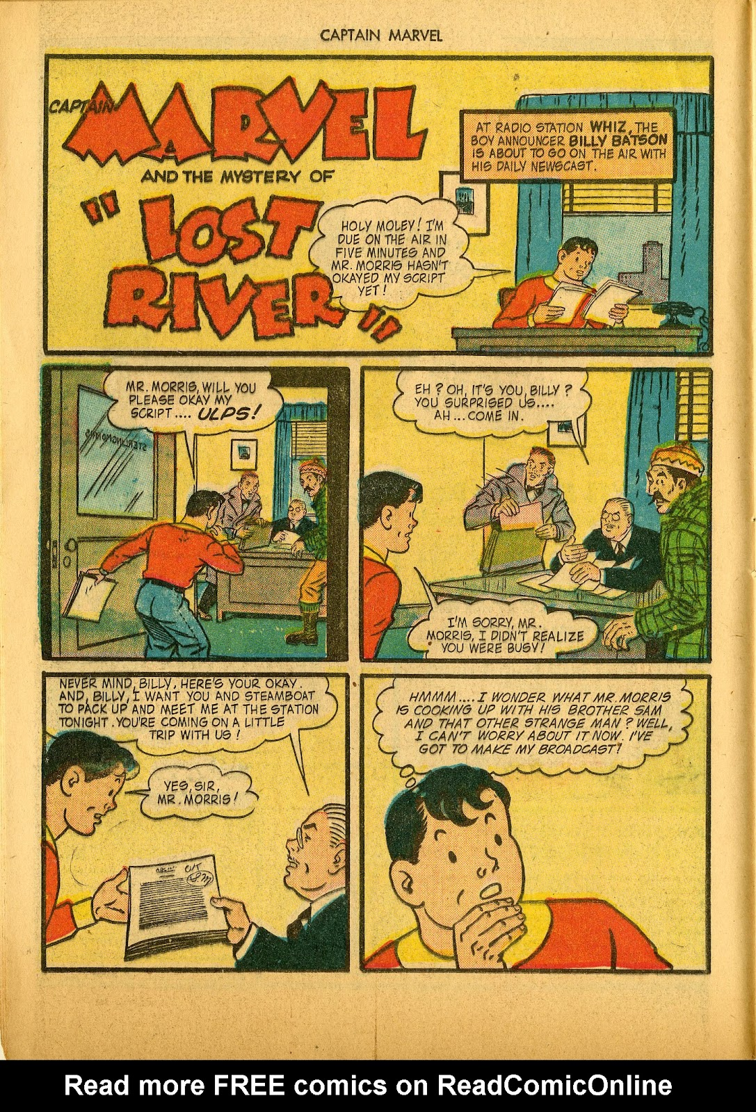 Captain Marvel Adventures issue 36 - Page 16