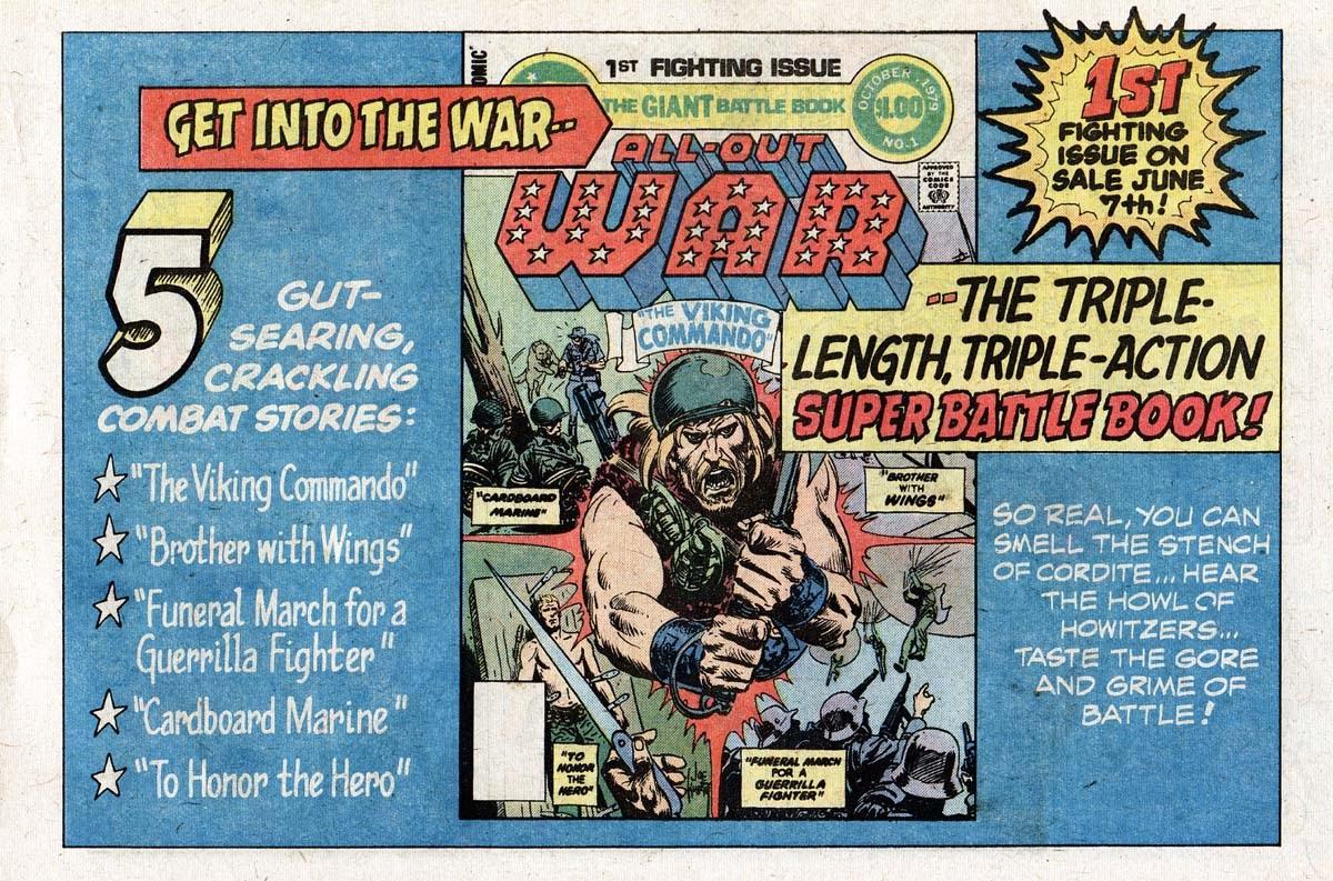 Read online Sgt. Rock comic -  Issue #331 - 18