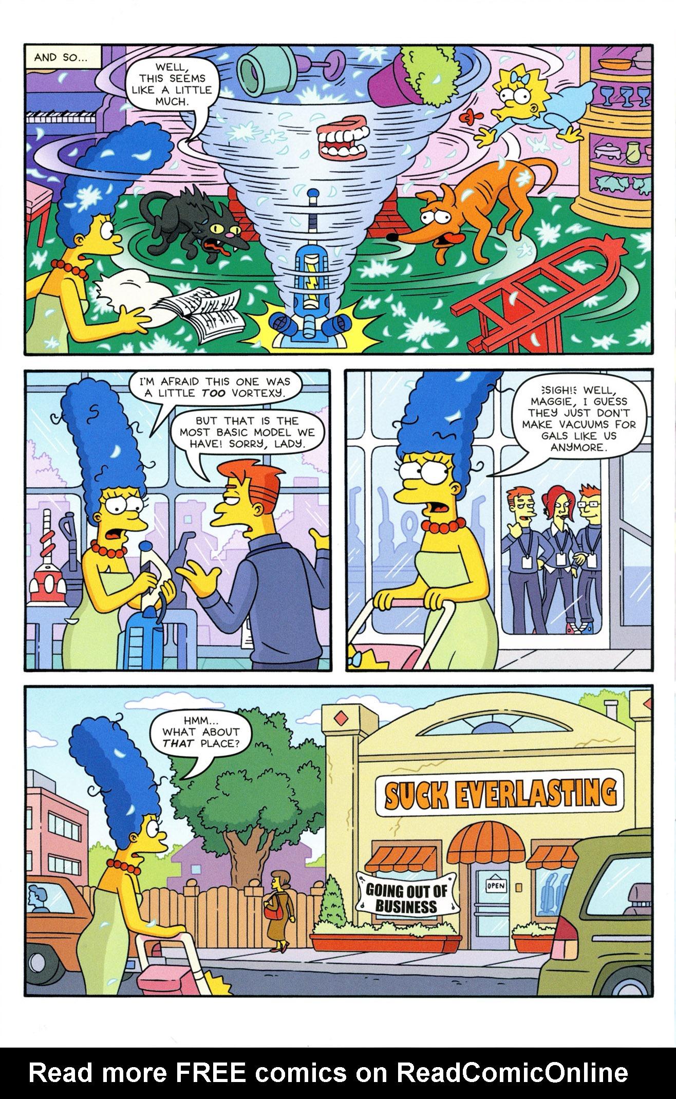 Read online Simpsons Comics comic -  Issue #233 - 24