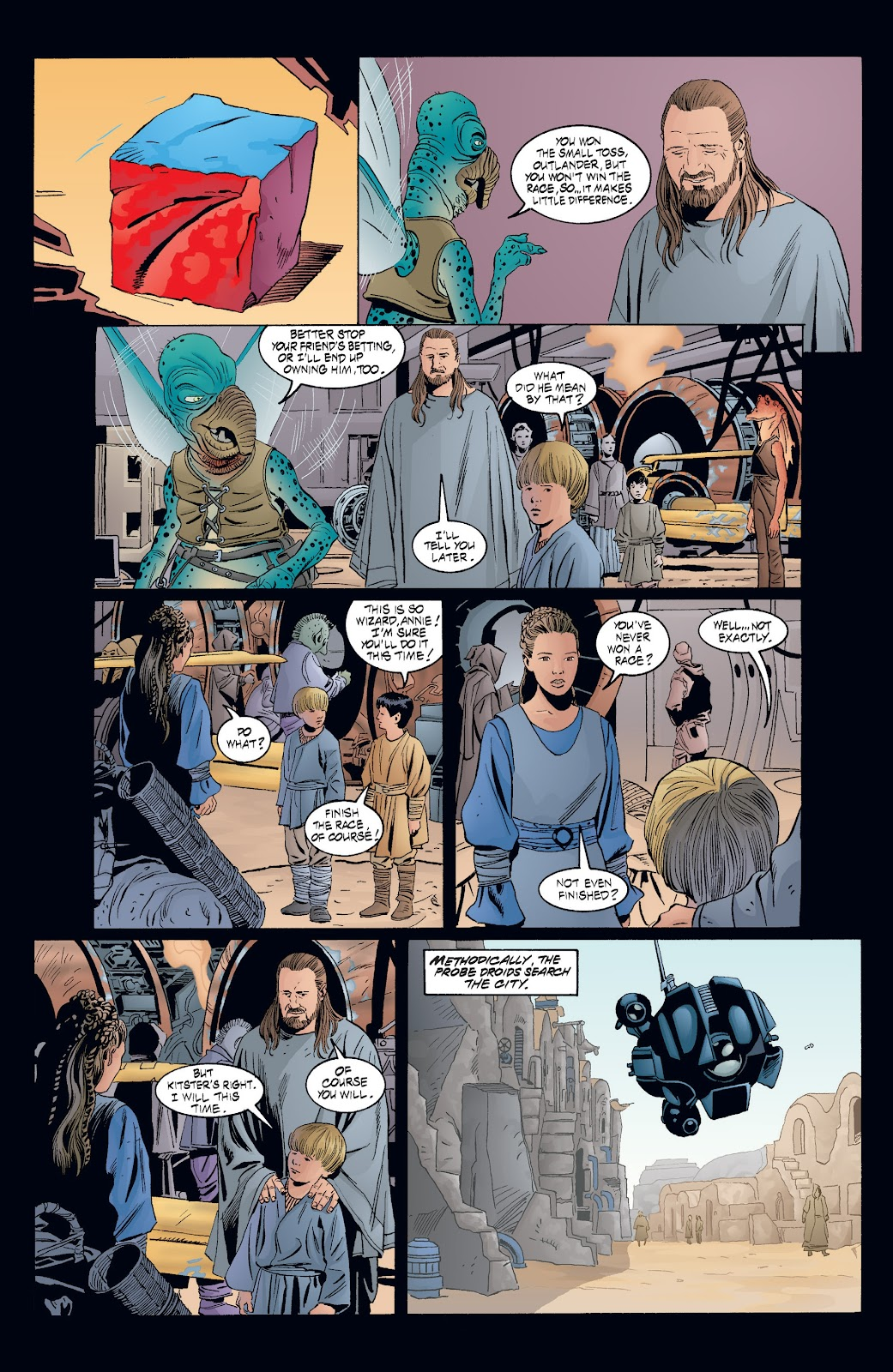 Read online Star Wars Legends: Rise of the Sith - Epic Collection comic -  Issue # TPB 2 (Part 3) - 82