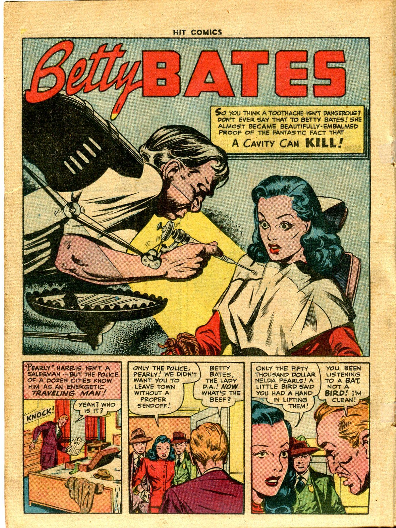 Read online Hit Comics comic -  Issue #48 - 26