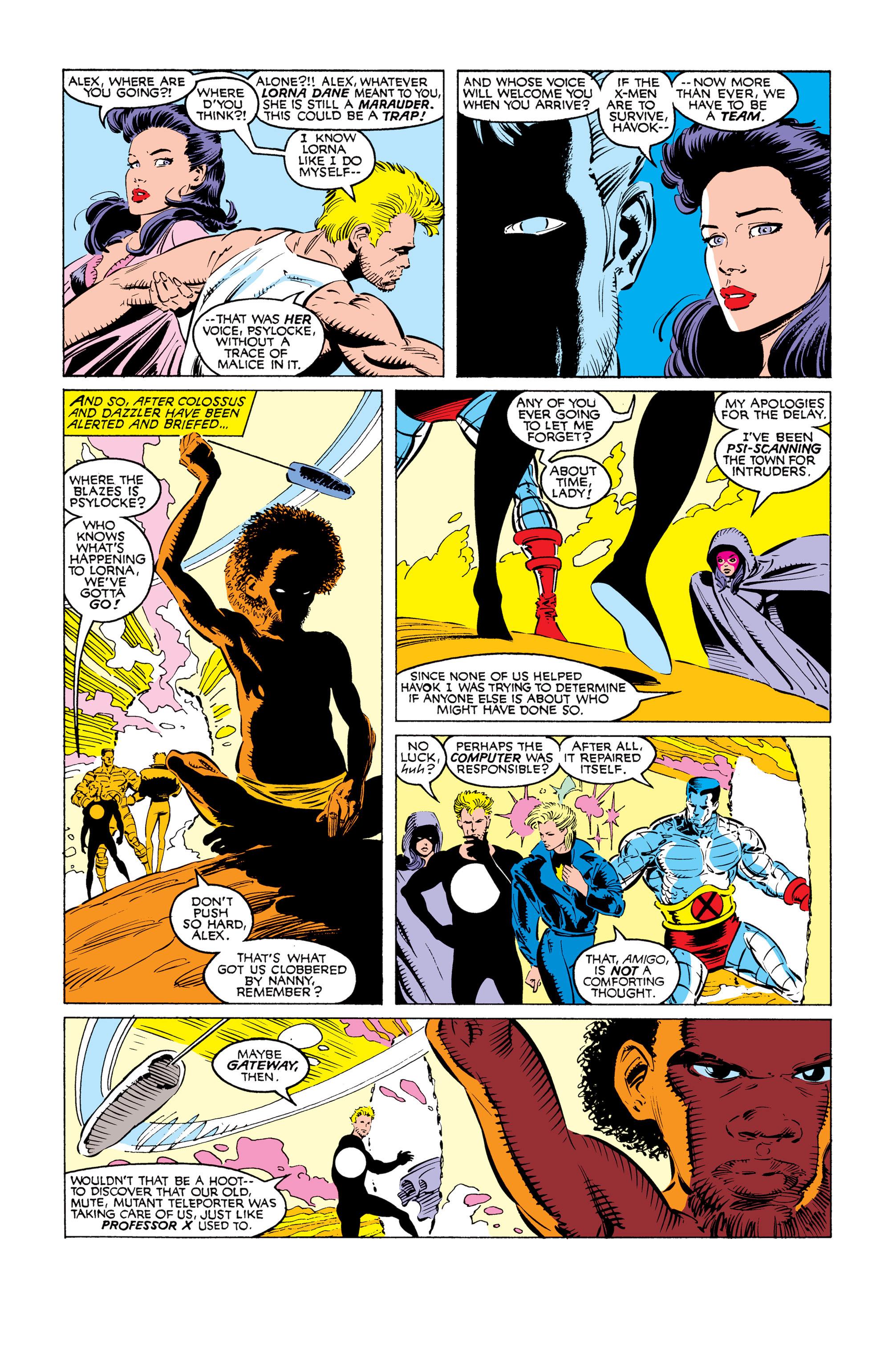Read online Uncanny X-Men (1963) comic -  Issue #249 - 13