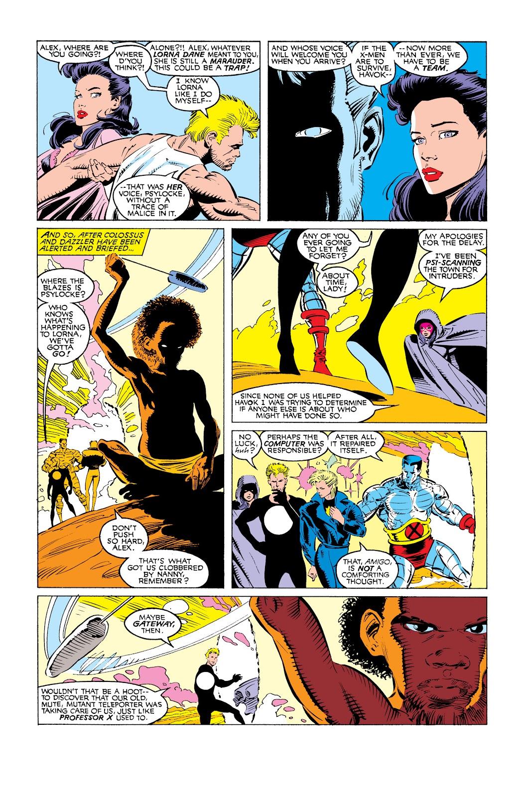 Uncanny X-Men (1963) issue 249 - Page 13