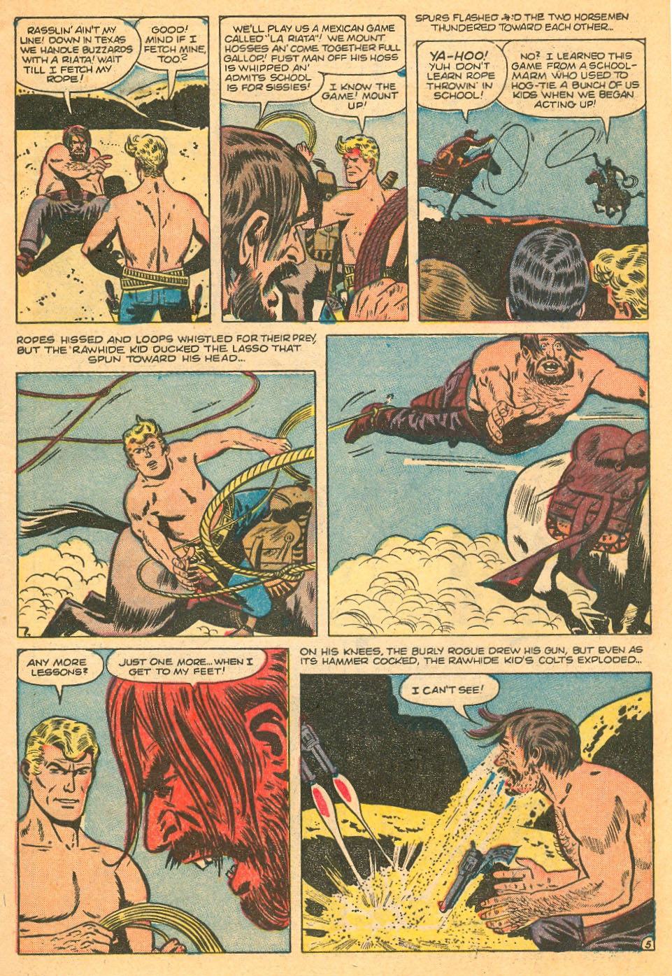 The Rawhide Kid (1955) issue 3 - Page 7