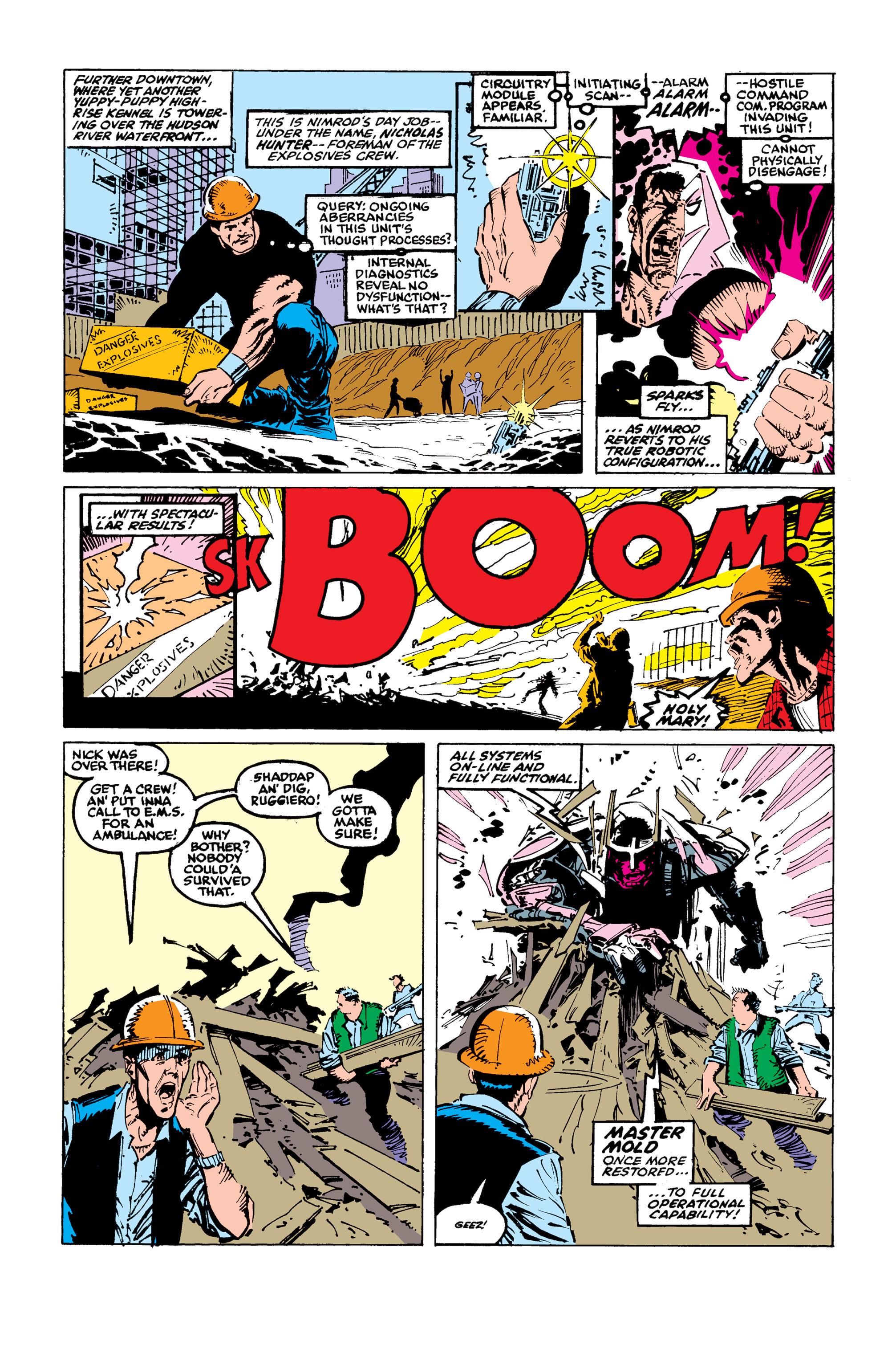 Read online Uncanny X-Men (1963) comic -  Issue #246 - 18