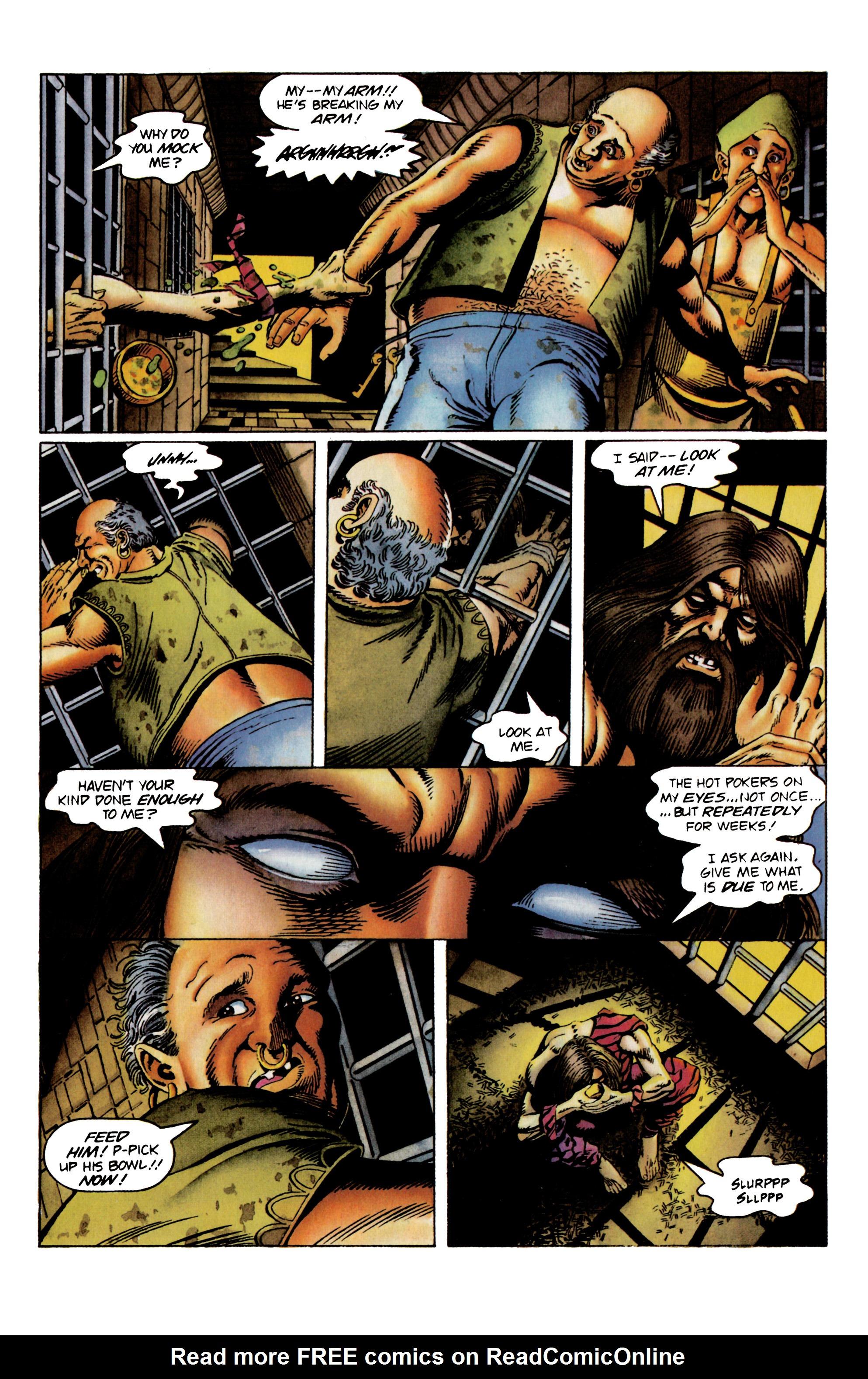 Read online Eternal Warrior (1992) comic -  Issue #23 - 9