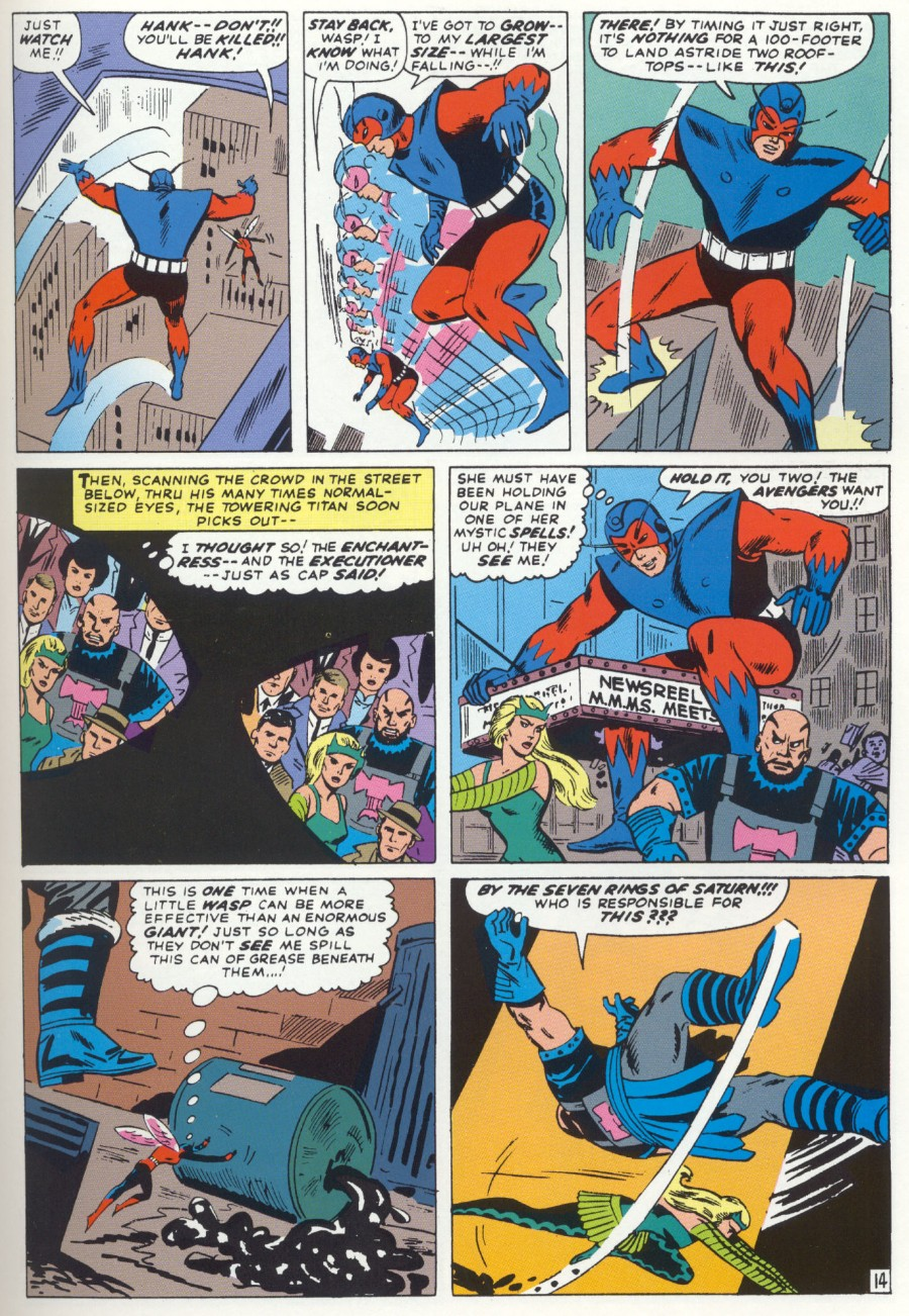 The Avengers (1963) 15 Page 14