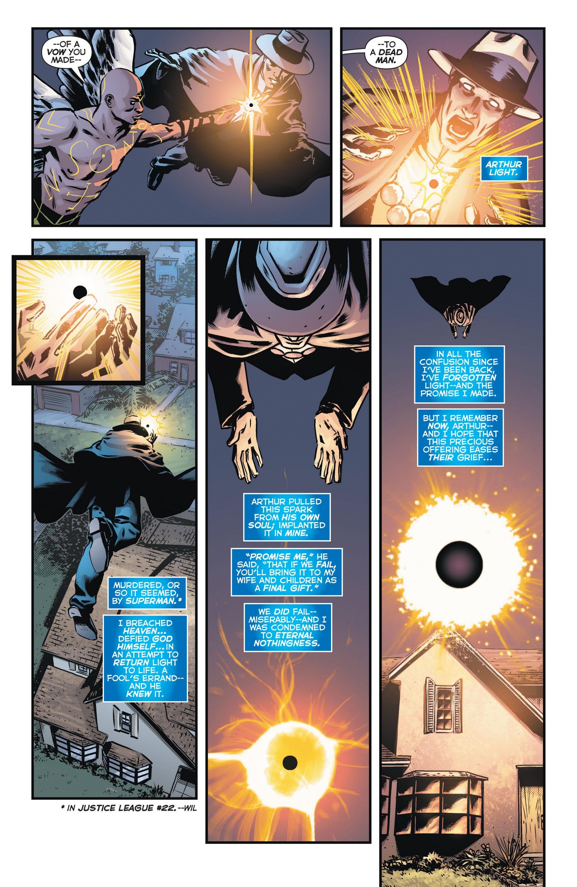 Read online Trinity of Sin: The Phantom Stranger comic -  Issue #13 - 8