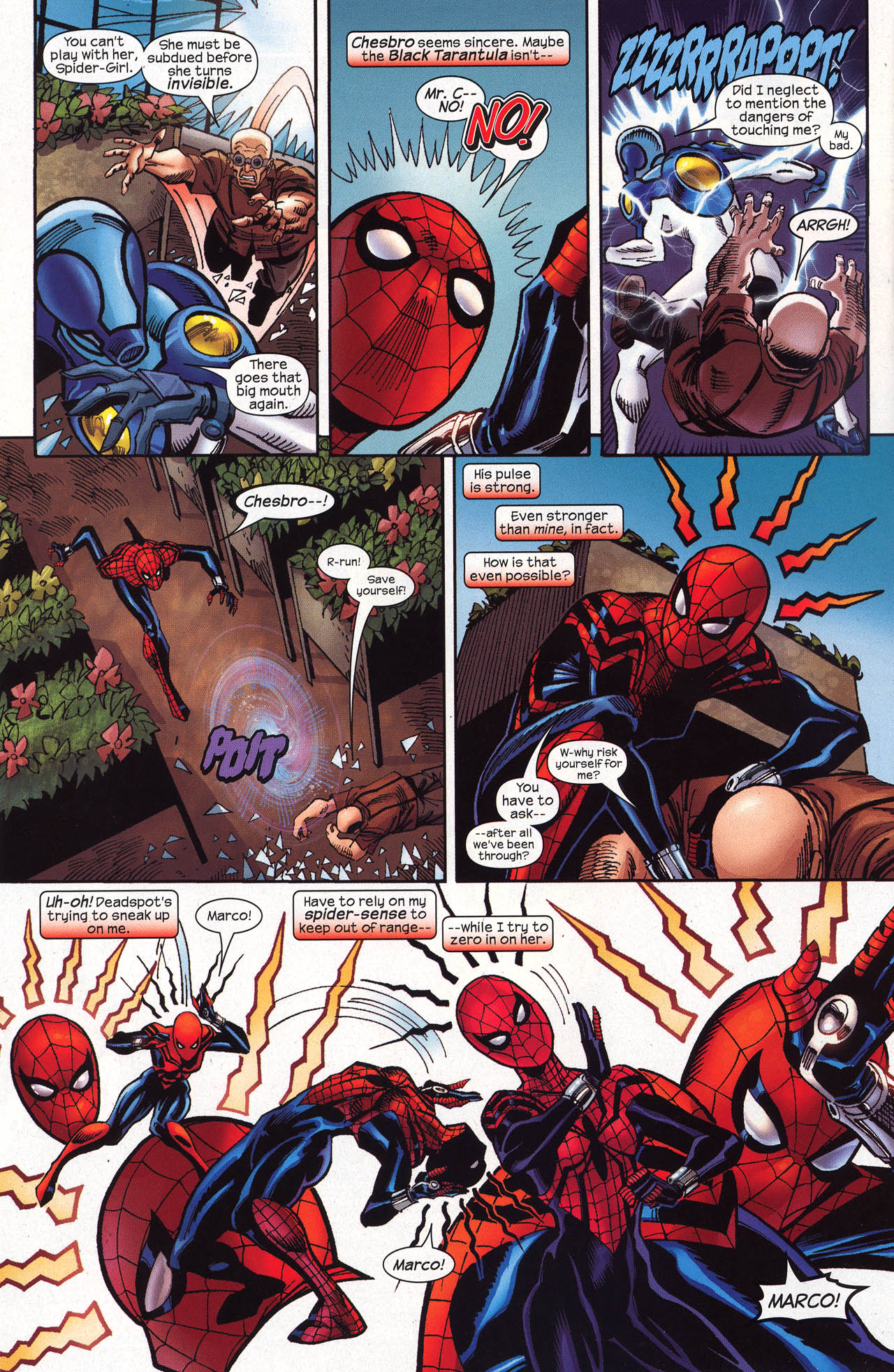 Read online Amazing Spider-Girl comic -  Issue #16 - 27