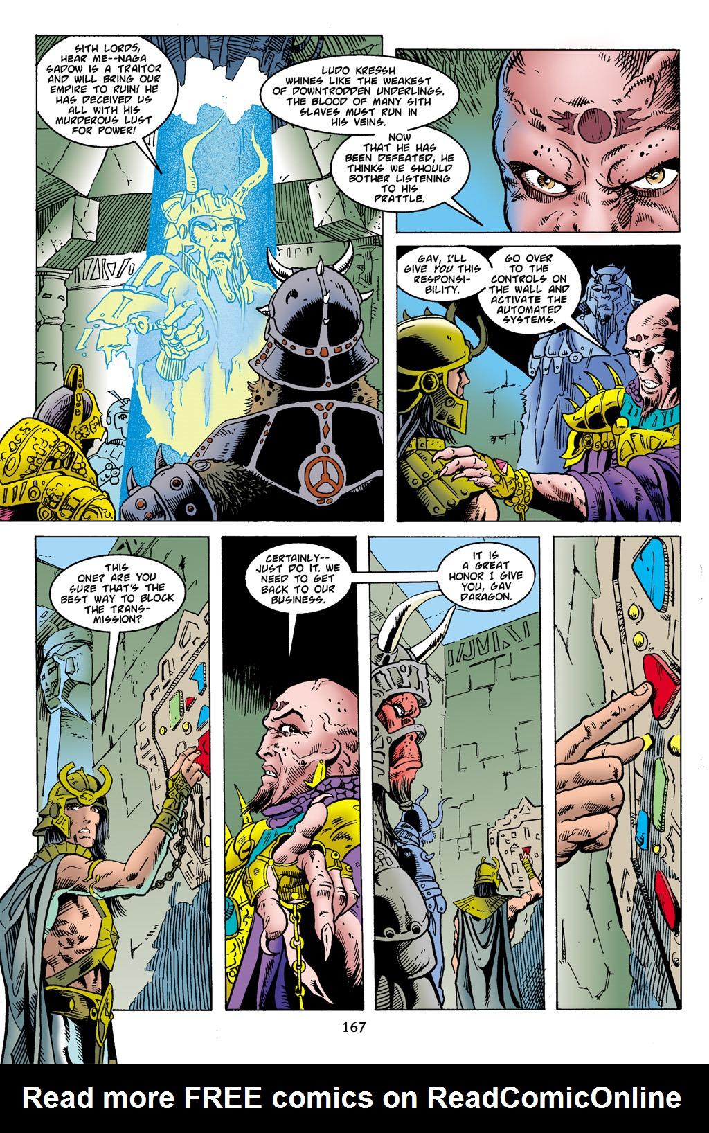 Read online Star Wars Omnibus comic -  Issue # Vol. 4 - 162