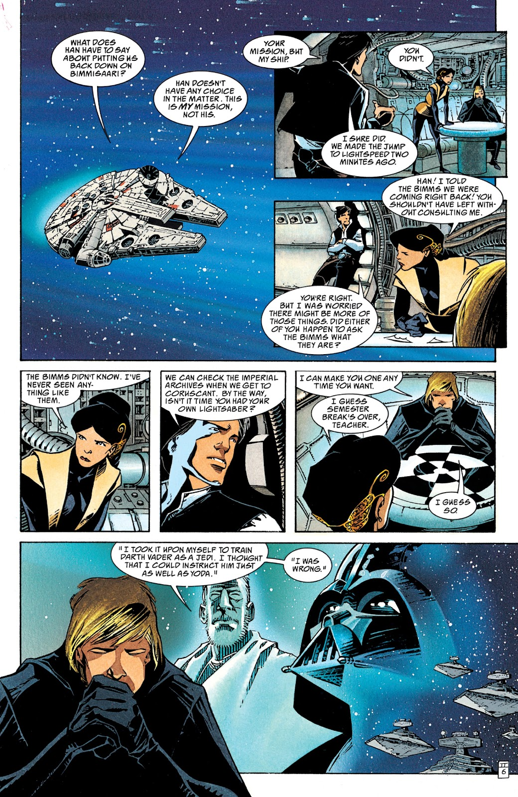 Read online Star Wars Legends: The New Republic - Epic Collection comic -  Issue # TPB 4 (Part 1) - 37